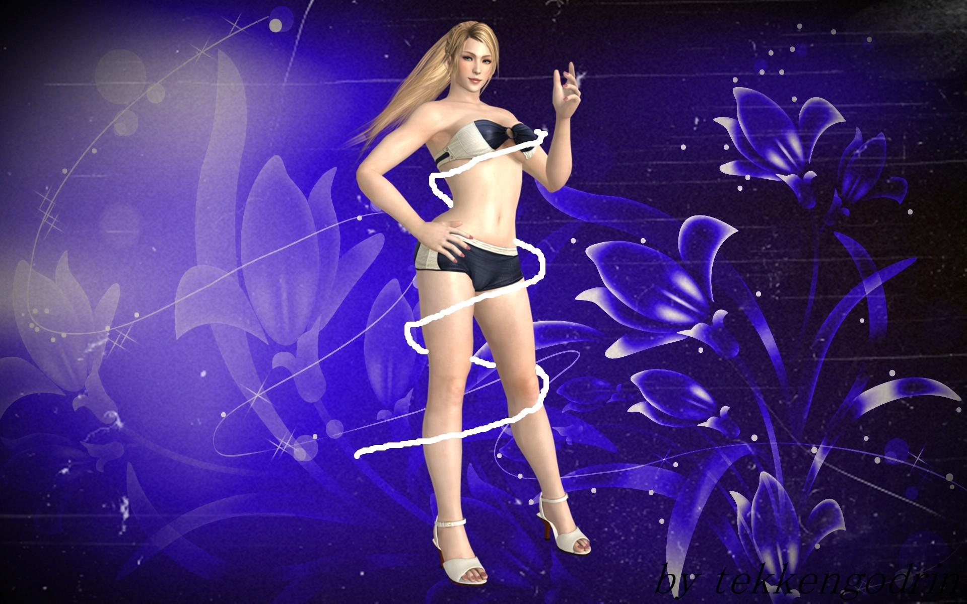 … Dead Or Alive 5 Sarah Wallpaper by TekkenGodRin