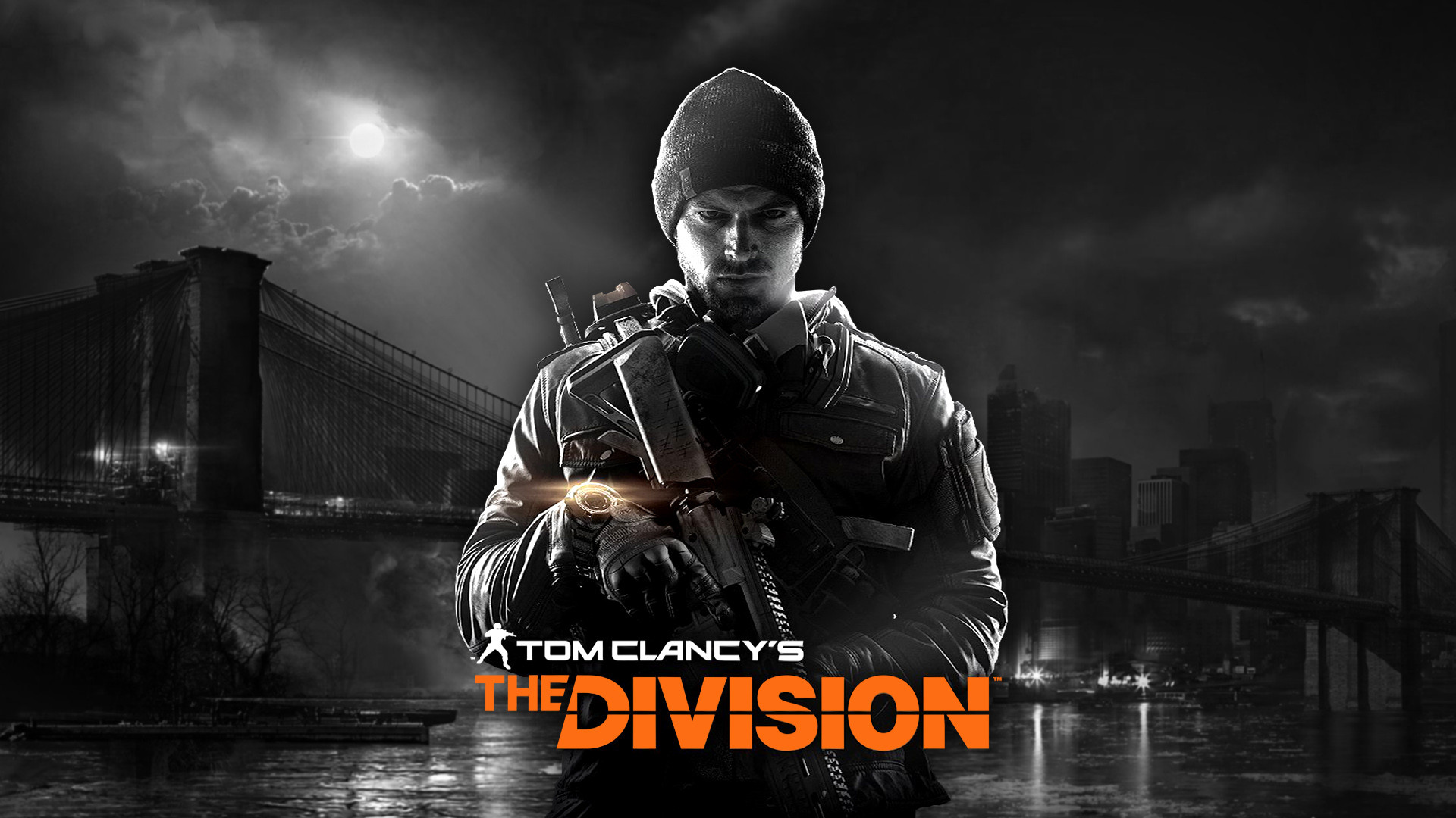 The Division Full HD Wallpaper 1920×1080