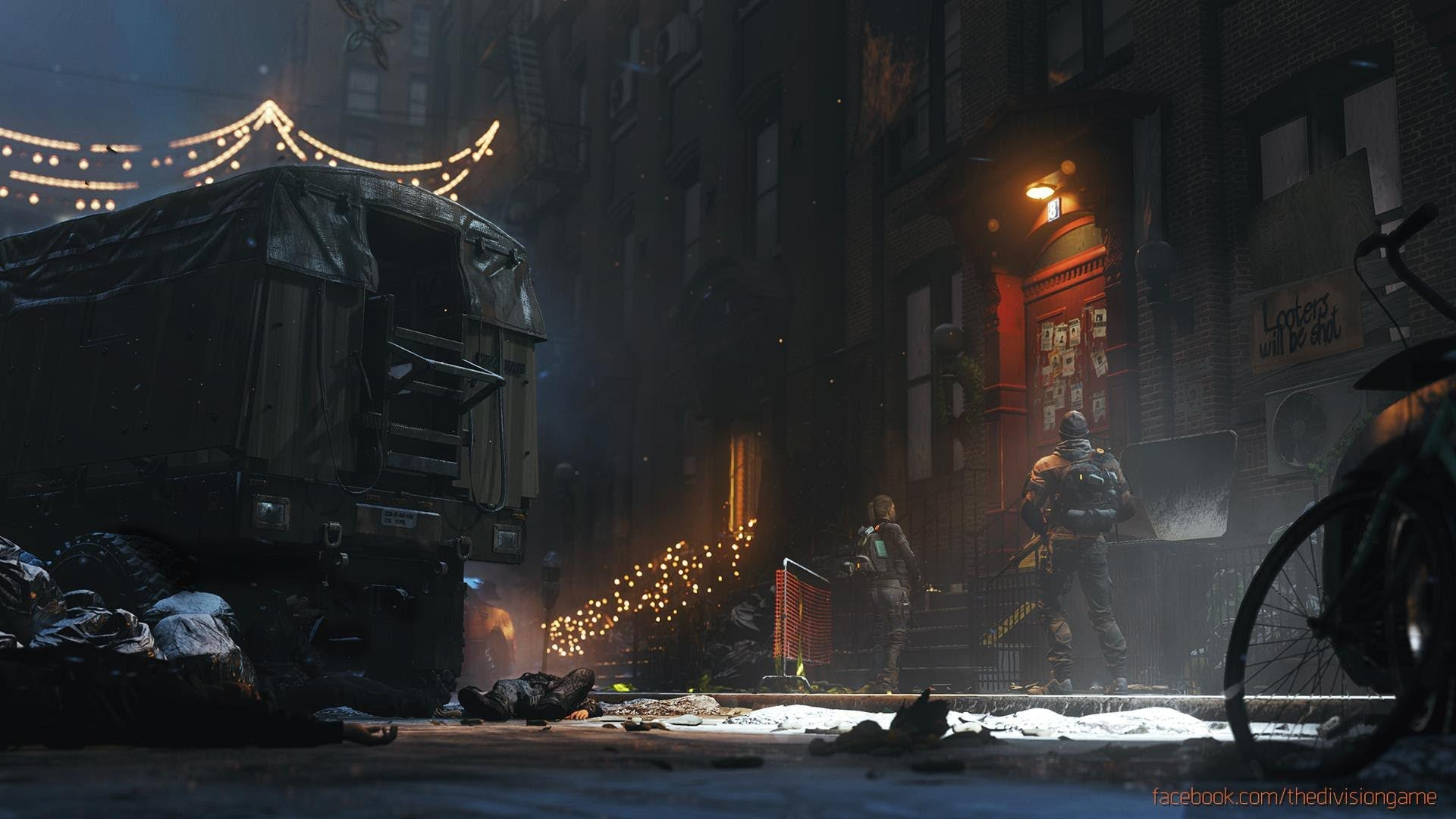Tom Clancy's The Division Gameplay PS4 Incredible Footage Full HD 1080p