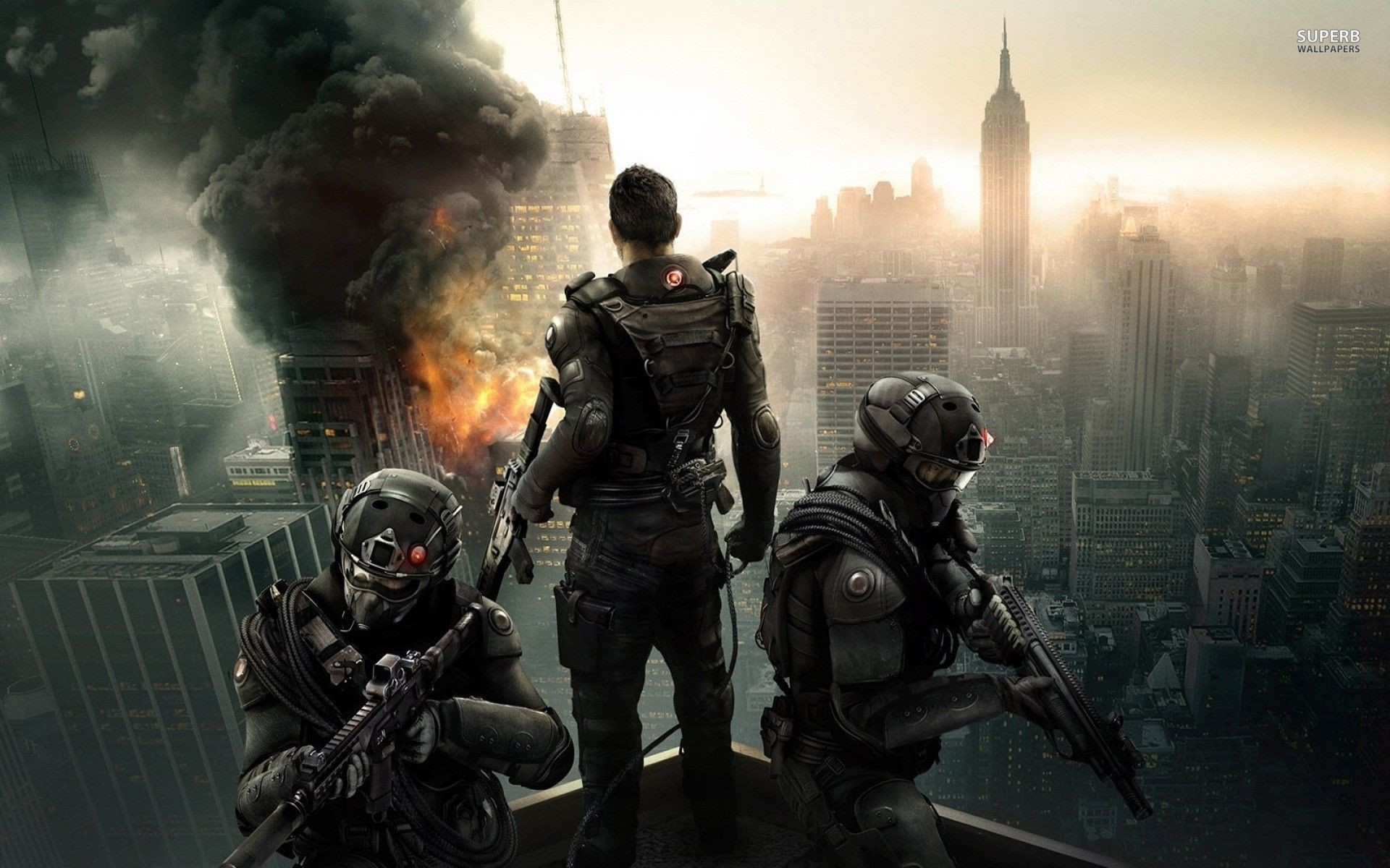THE DIVISION Tom Clancys | HD Desktop Wallpapers | Pinterest | Division