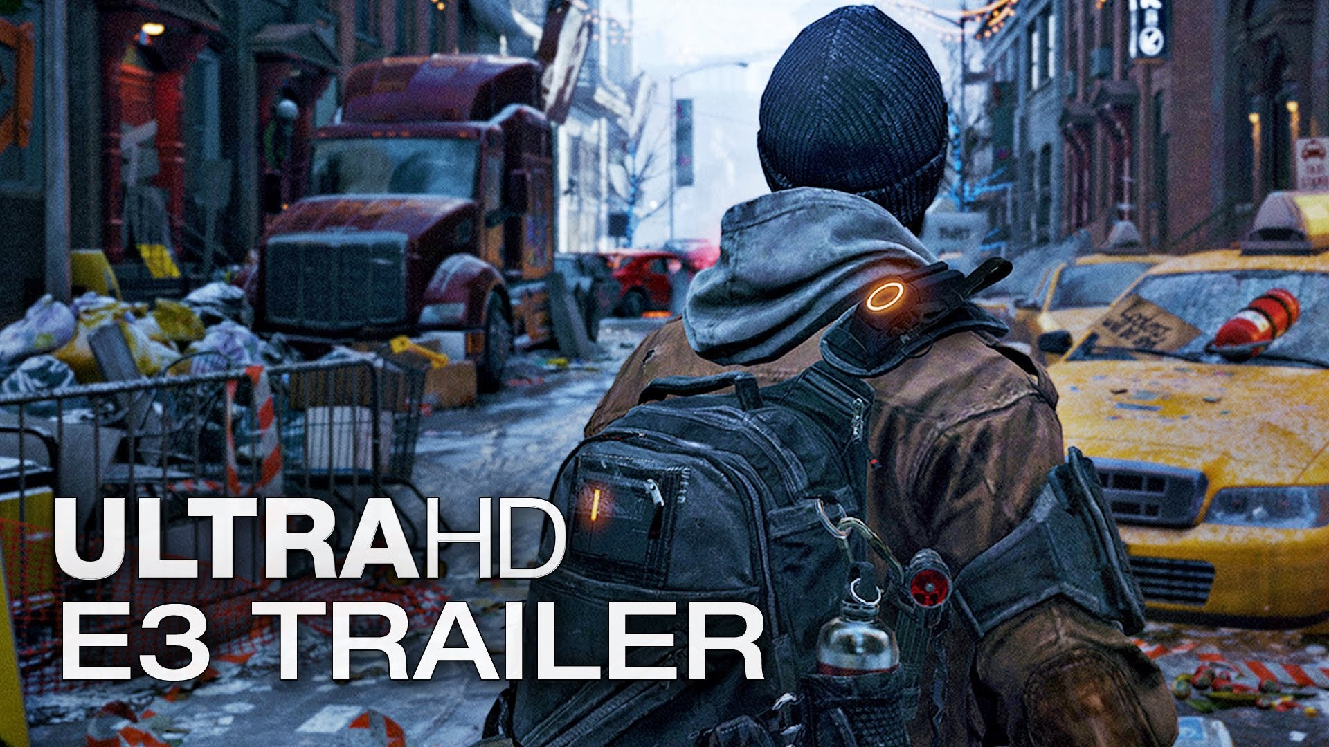 Tom Clancy's THE DIVISION E3 Trailer | 2013 Official Ubisoft [Ultra-HD] –  YouTube