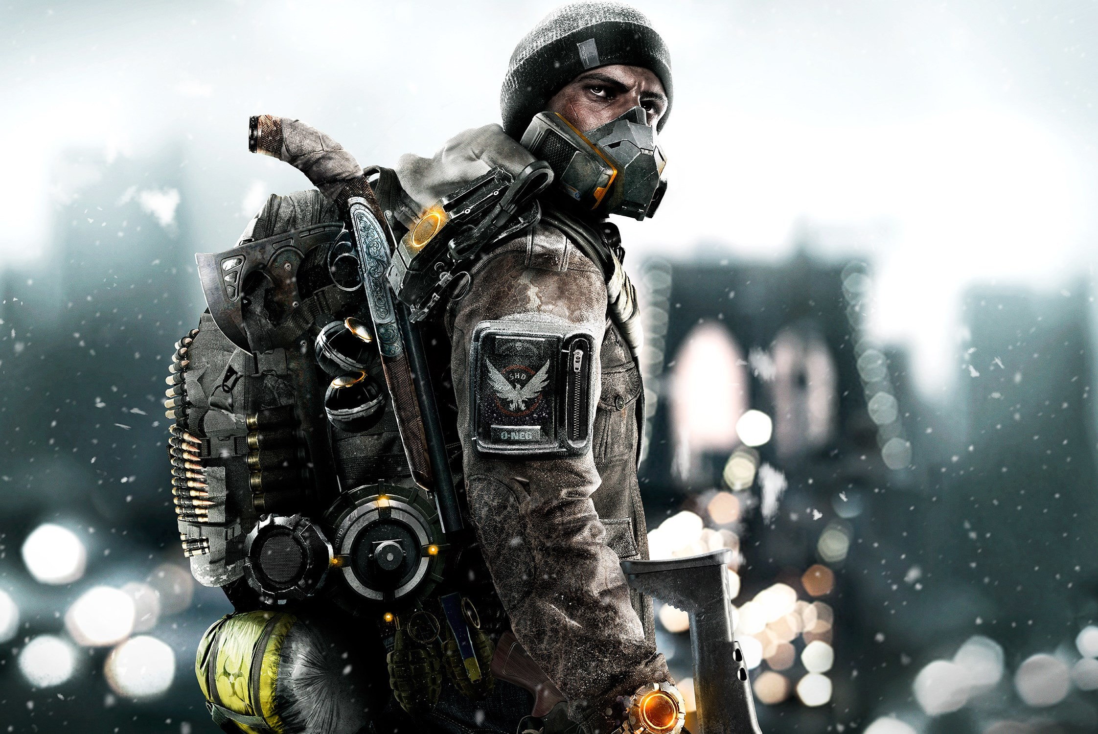 High Resolution Wallpaper = tom clancys the division