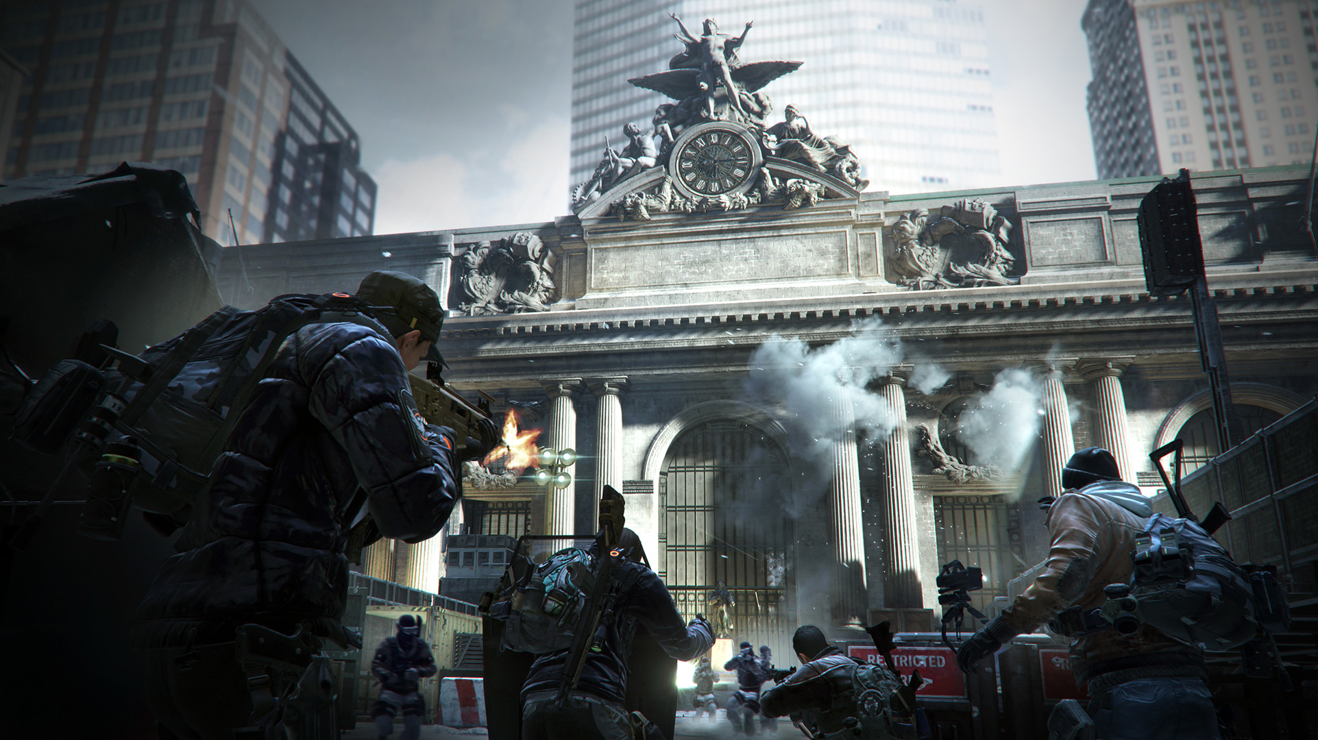 Preview de The Division, PS4, Xbox, PC – The Division