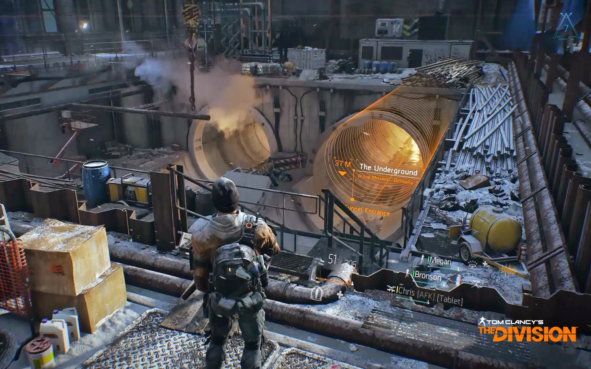 Tom Clancy's The Division Video Game 38 Free Hd Wallpaper