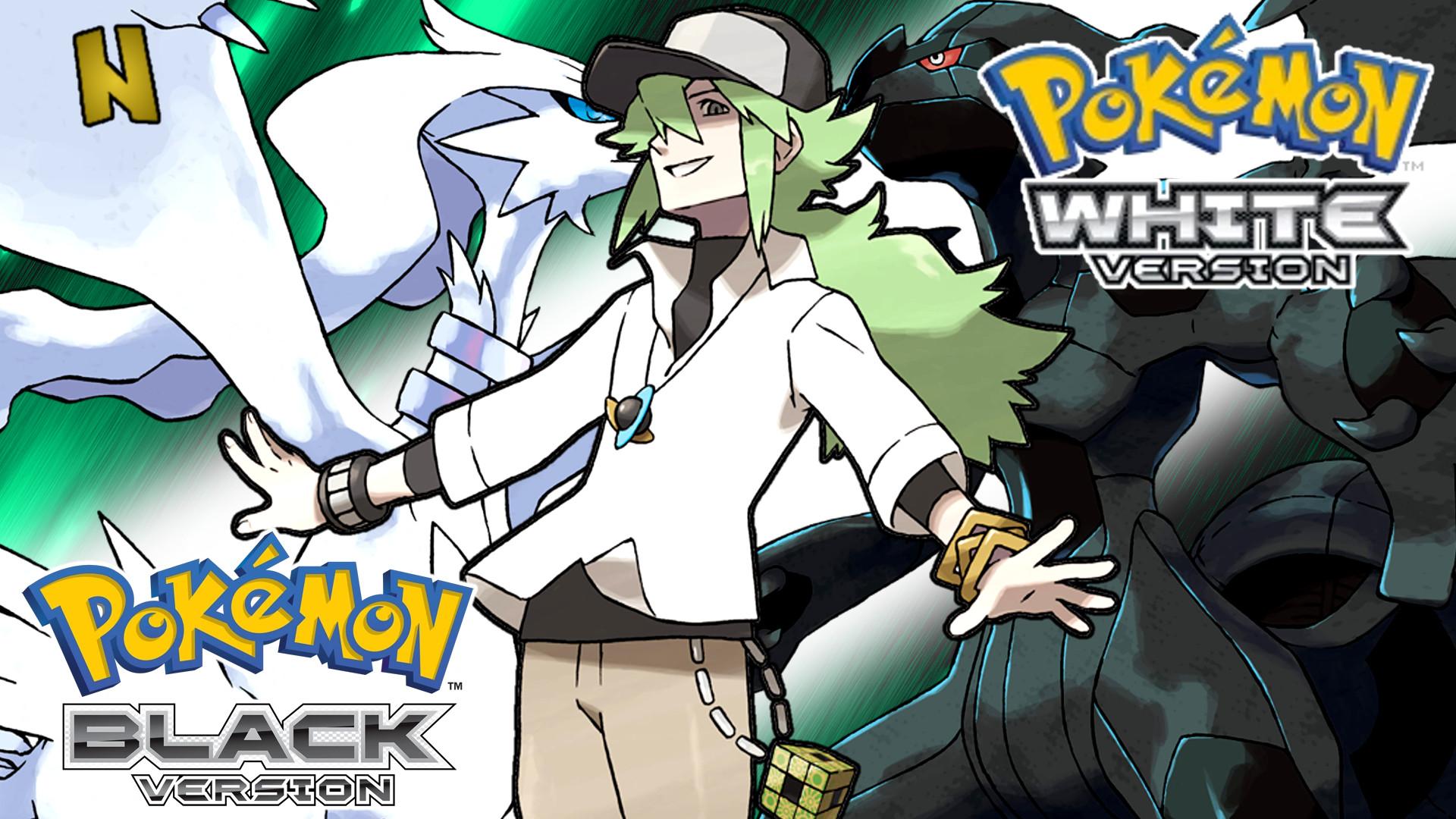… Pokemon Black and White- N(Final Battle) Wallpaper by MattPlaysVG