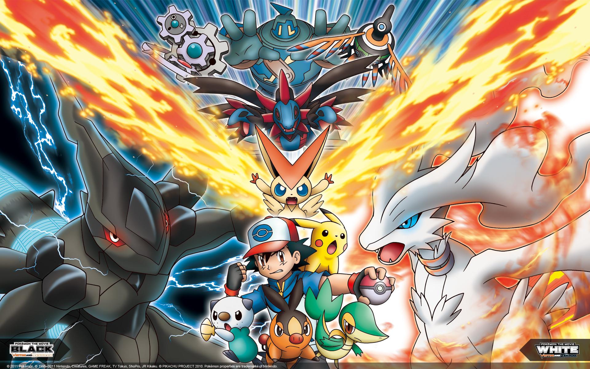 Pokémon the Movie: Victini Wallpaper