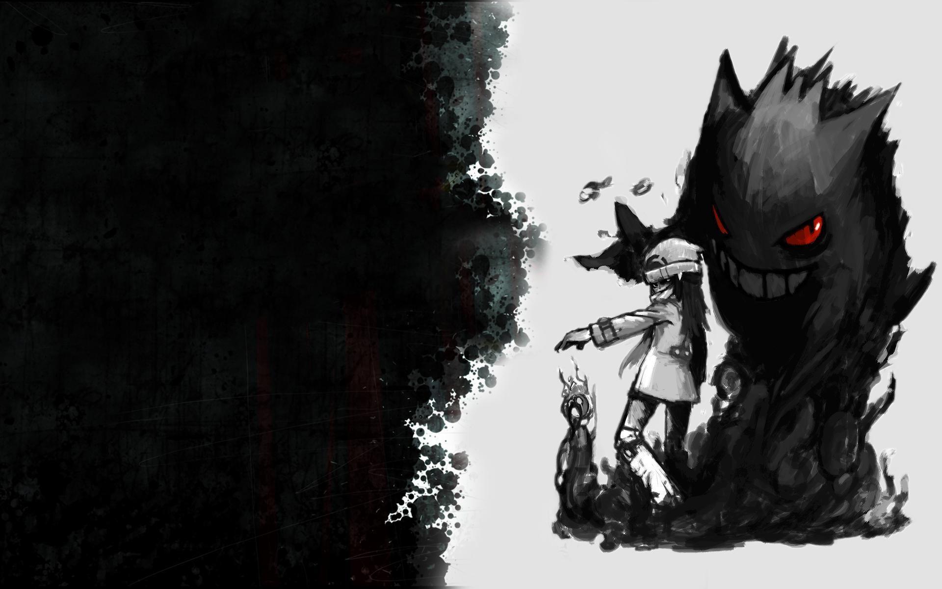 Wallpapers For > Gengar Wallpaper Pokemon