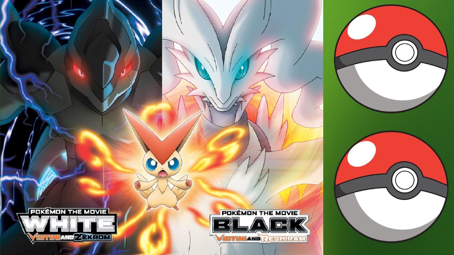 Mr.Who Reviews – Pokemon – Black/White – Victini And Reshiram/Zekrom