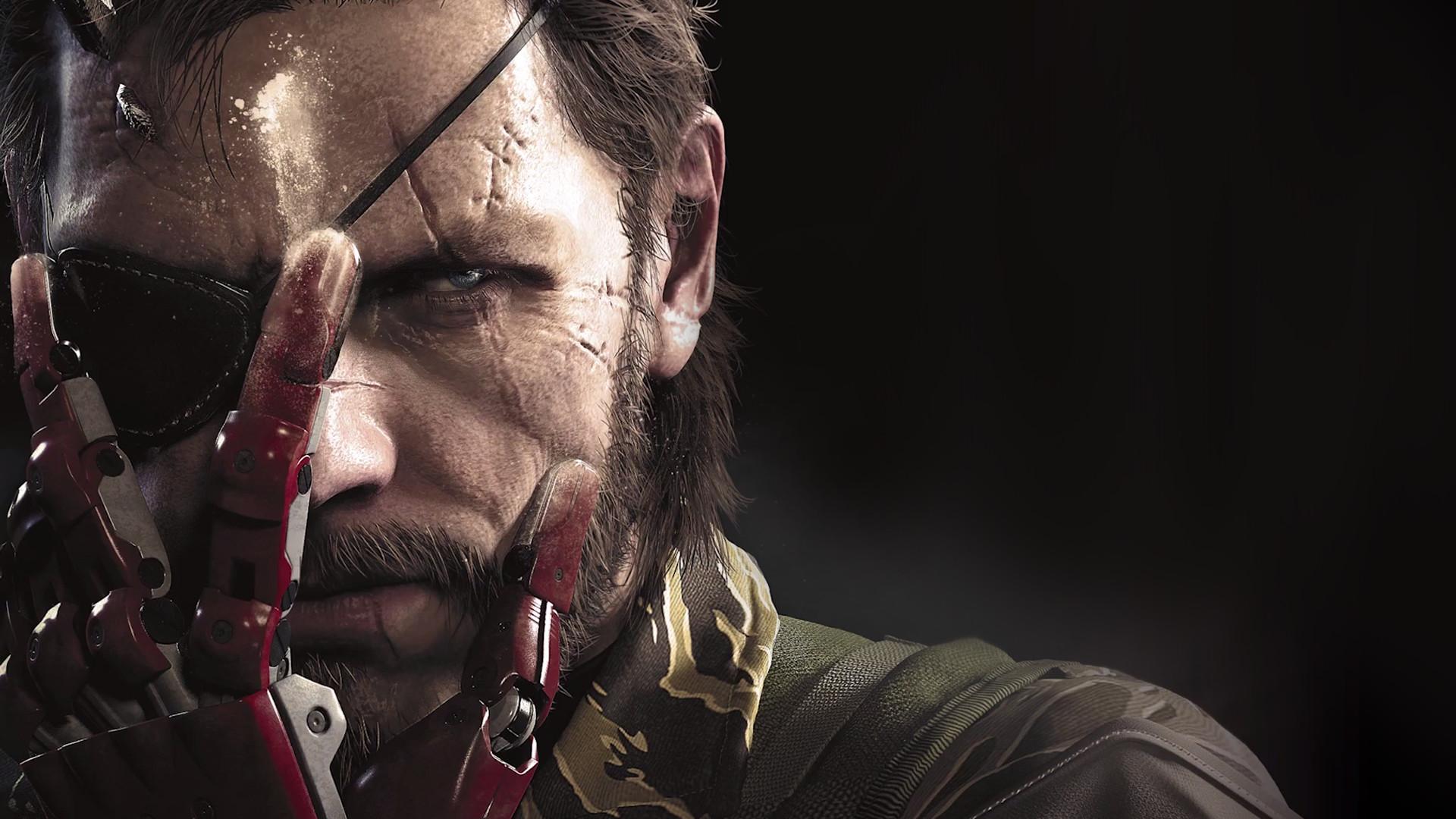 Metal Gear Online Forums – New MGSV Wallpaper hints Big Boss is Gray Fox?