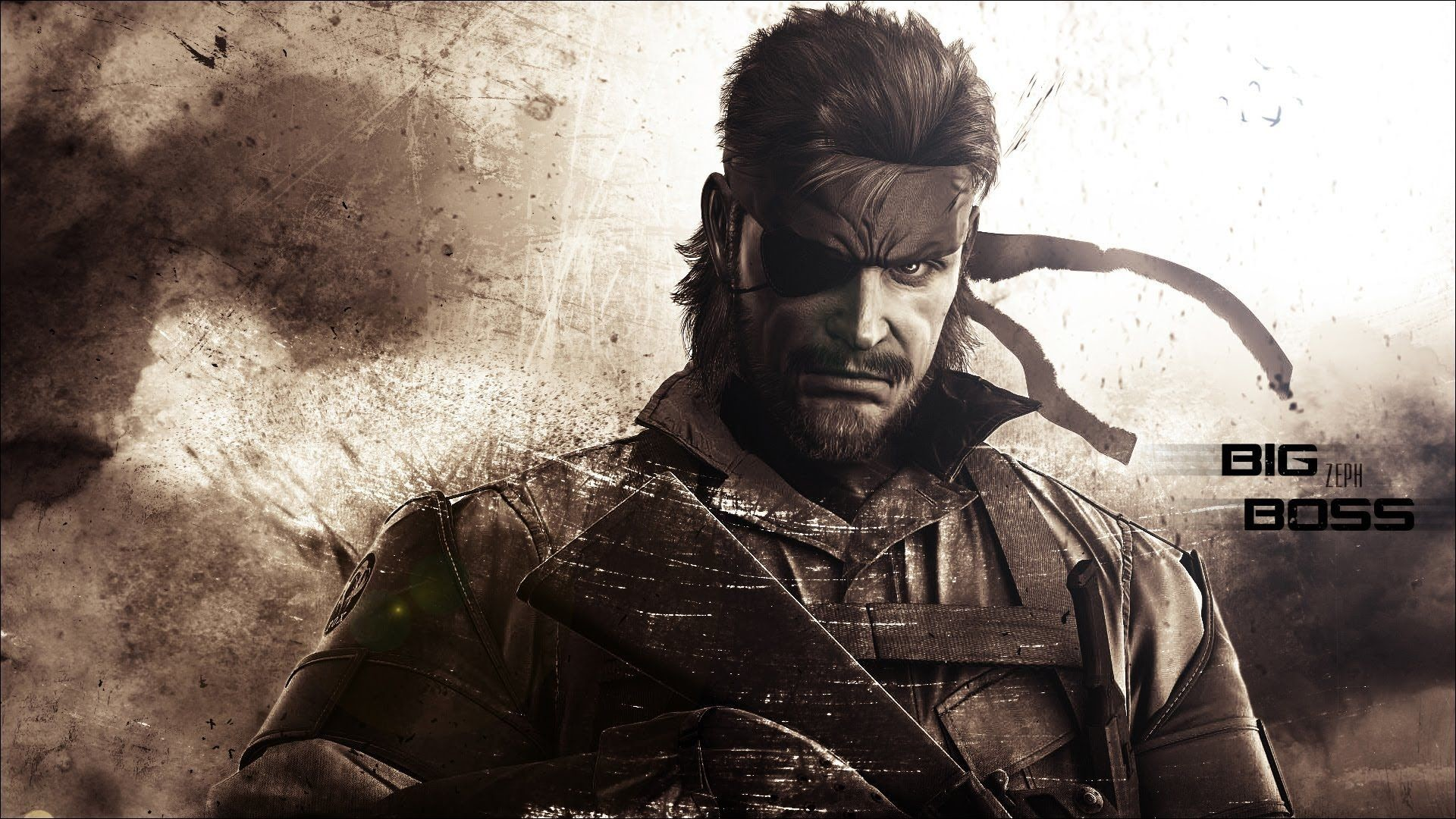 Metal Gear Solid Peace Walker Psp Wallpaper images