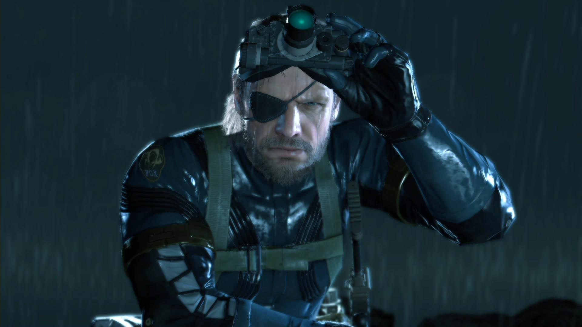 Big Boss (Venom Snake) with Night Vision Goggles – Metal Gear Solid V: