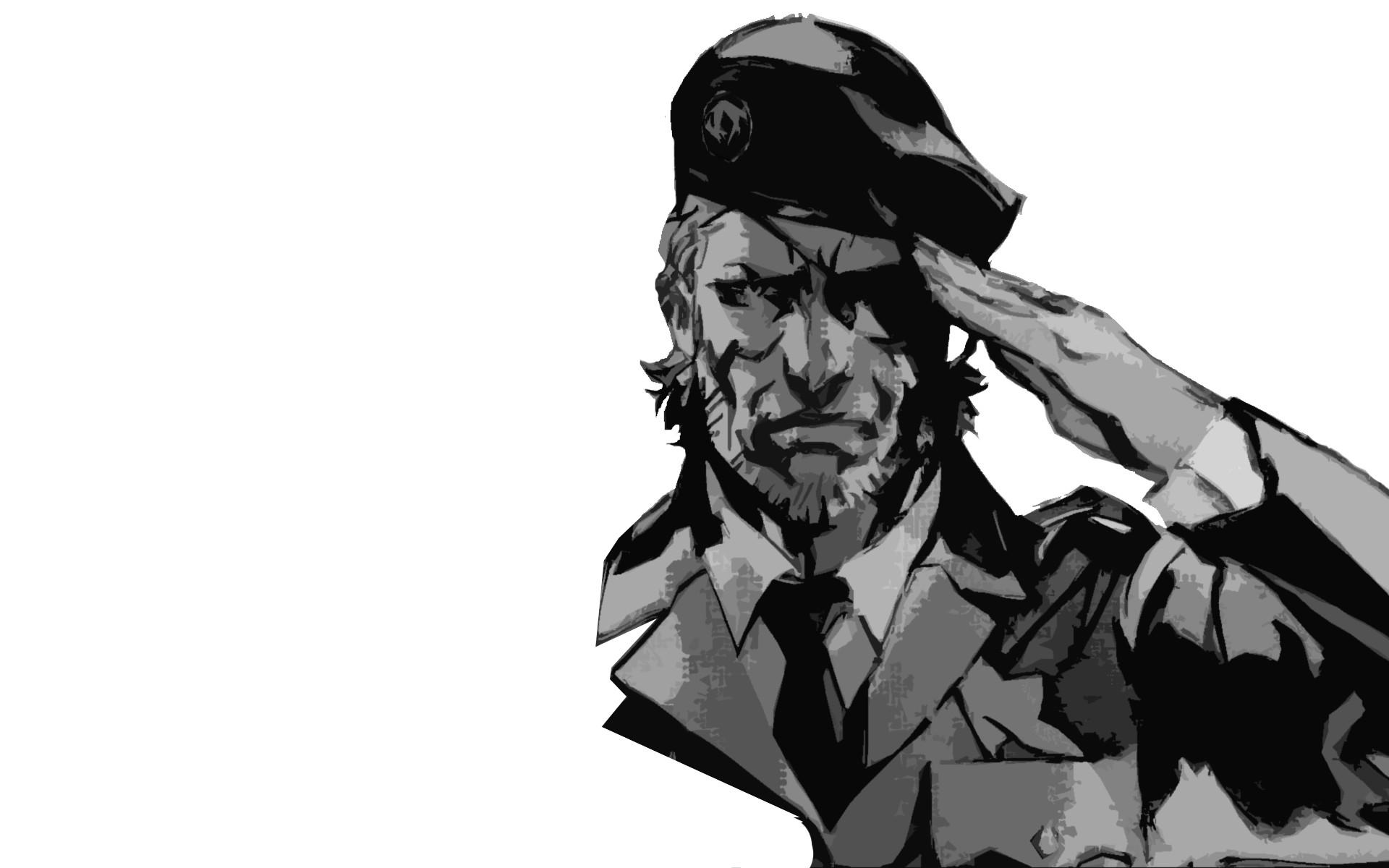 Naked Snake (Big Boss) – Metal Gear Solid 3: Snake Eater #MetalGearSolid3