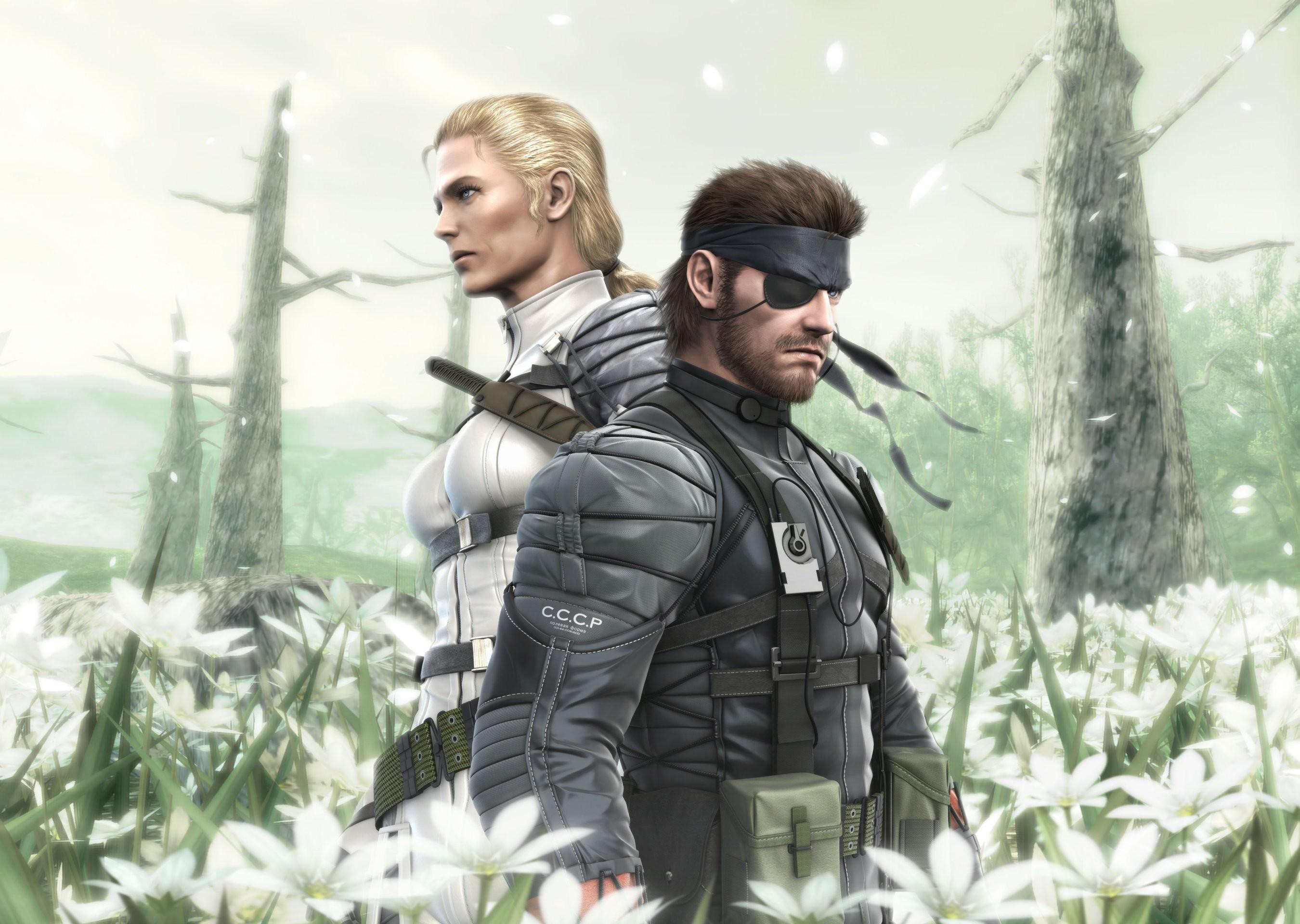 Naked Snake Vs The Boss – Metal Gear Solid 3: Snake Eater #MetalGearSolid3 #