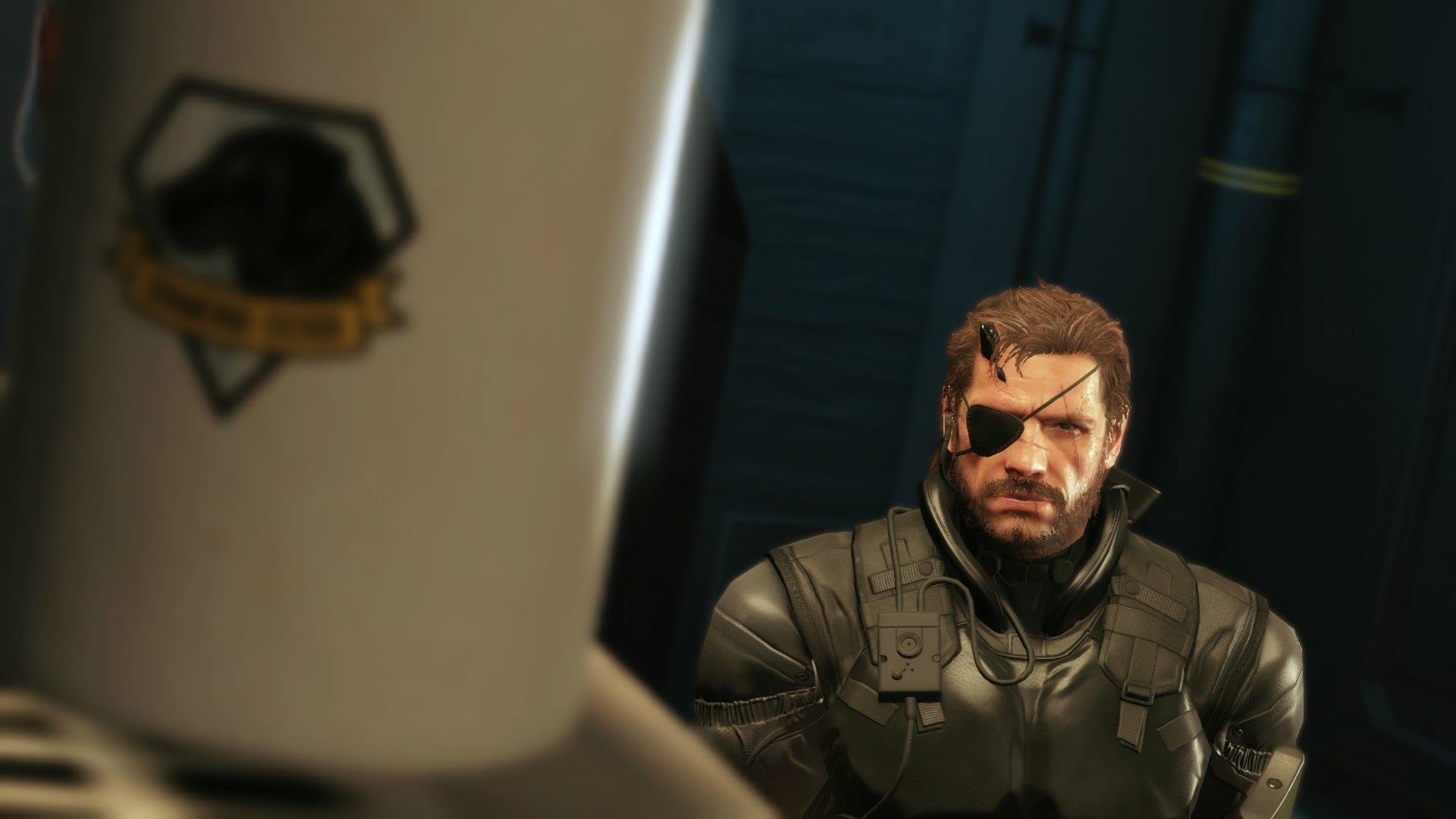 Metal Gear Solid V: The Phantom Pain, Big Boss Wallpapers HD / Desktop and  Mobile Backgrounds