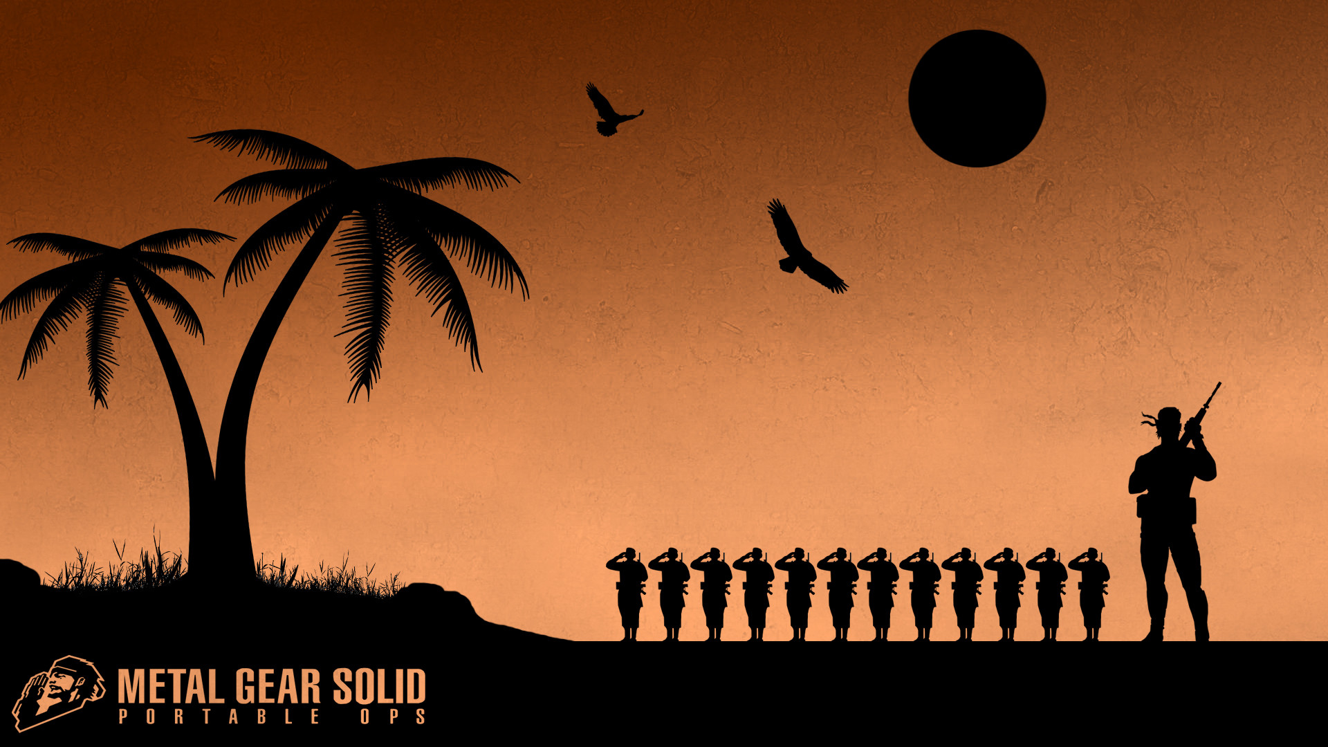 2 Metal Gear Solid: Portable Ops HD Wallpapers