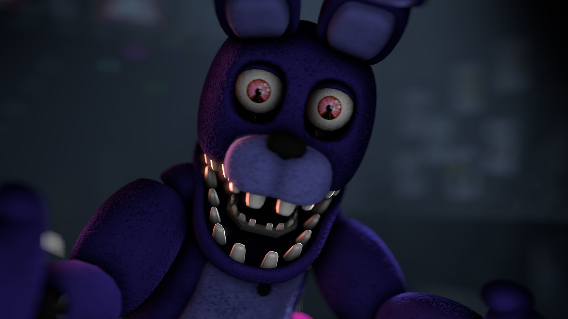 [FNAF SFM] Unwithered Bonnie Jumpscare (New Model) – YouTube