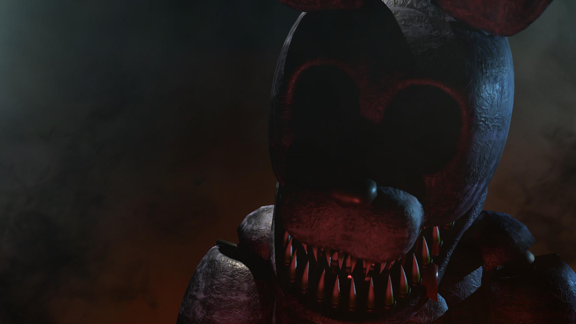 Sinister Bonnie | Official Sinister Turmoil Wikia | FANDOM powered by Wikia