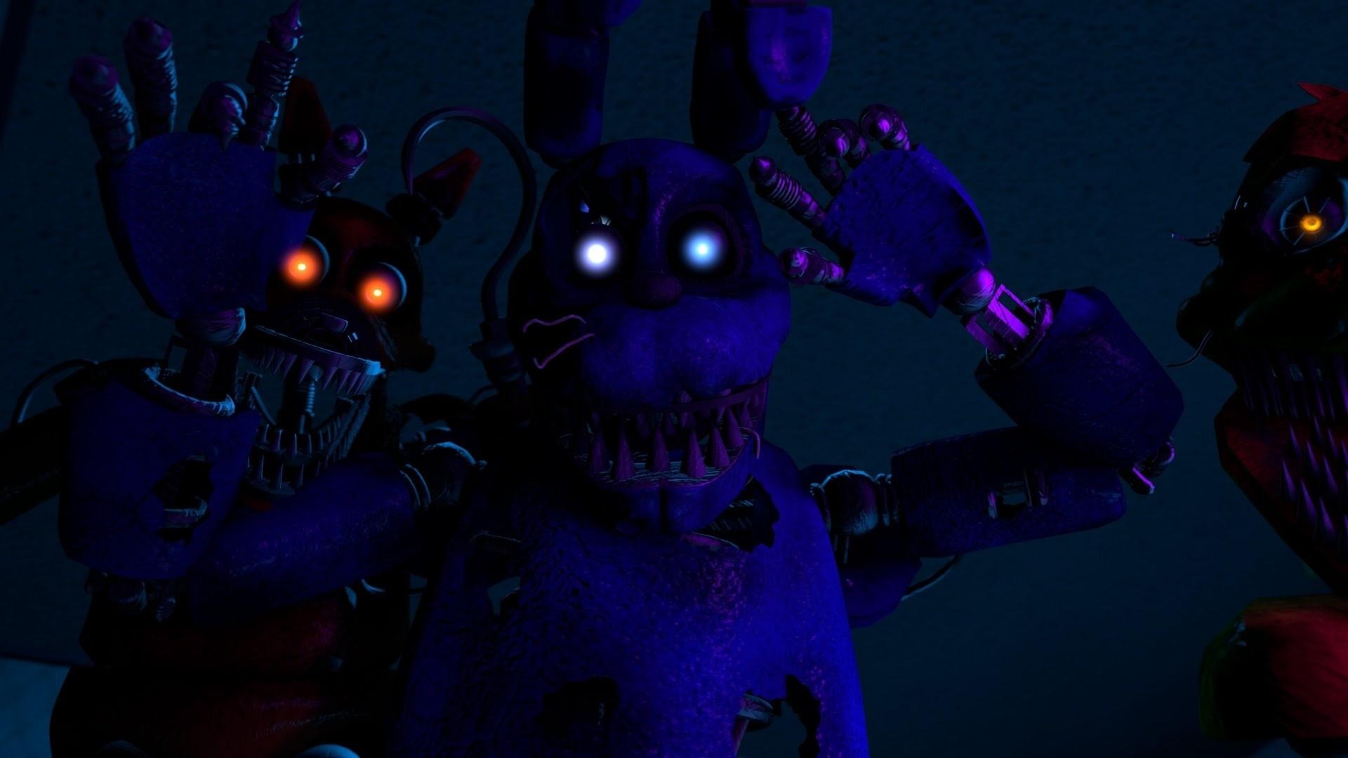 Fnaf, Bonnie, Five Nights At Freddys, Fnaf Bonnie