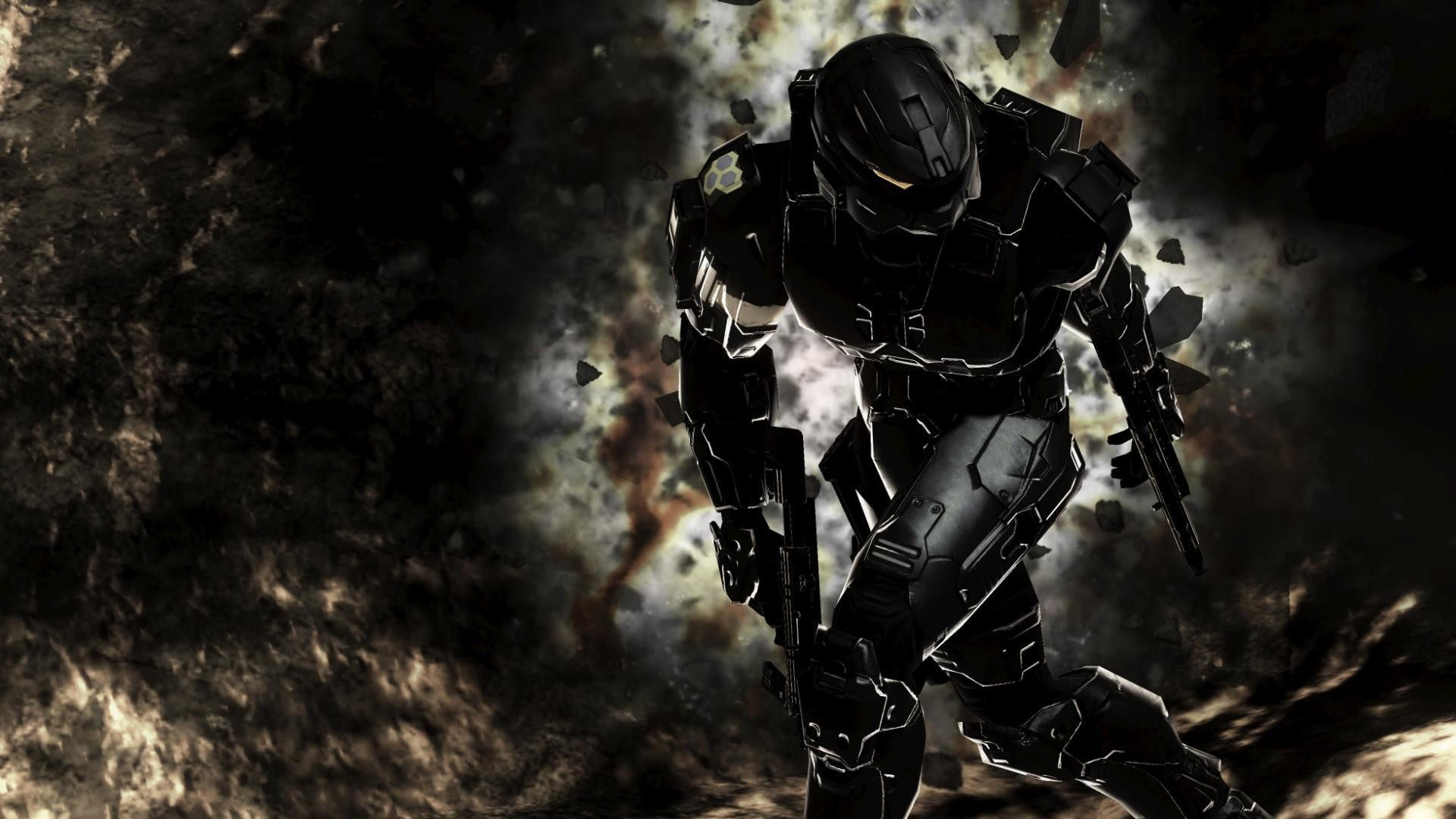 Wallpapers For > Cool Halo 3 Wallpapers