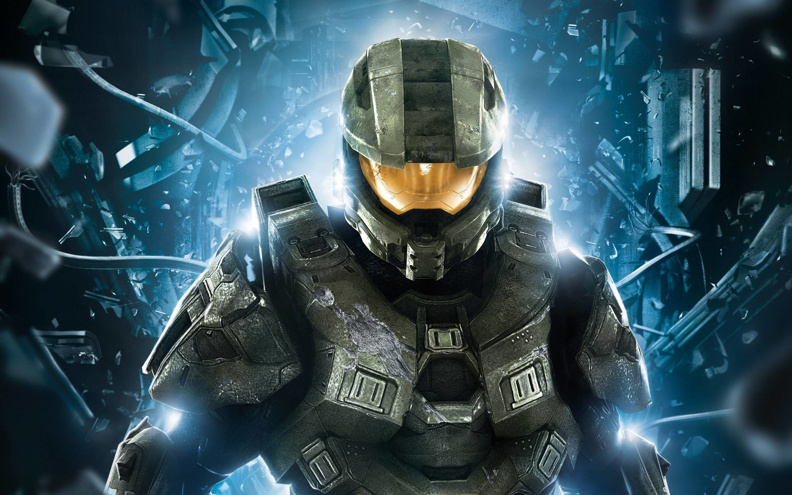 Download Halo 4 Xbox Game Wallpaper HD (2983) Full Size .