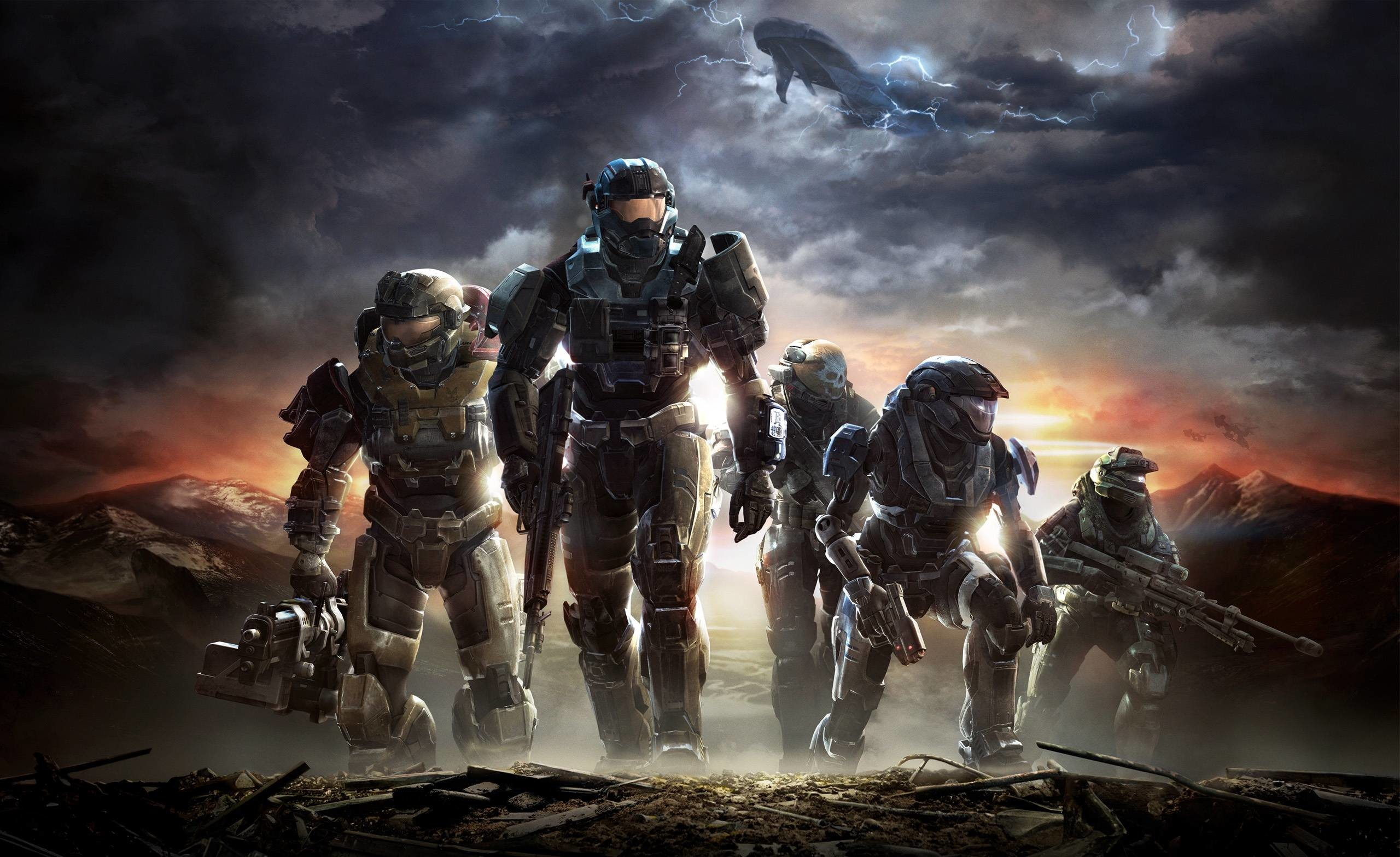 400 Halo Wallpapers   Halo Backgrounds
