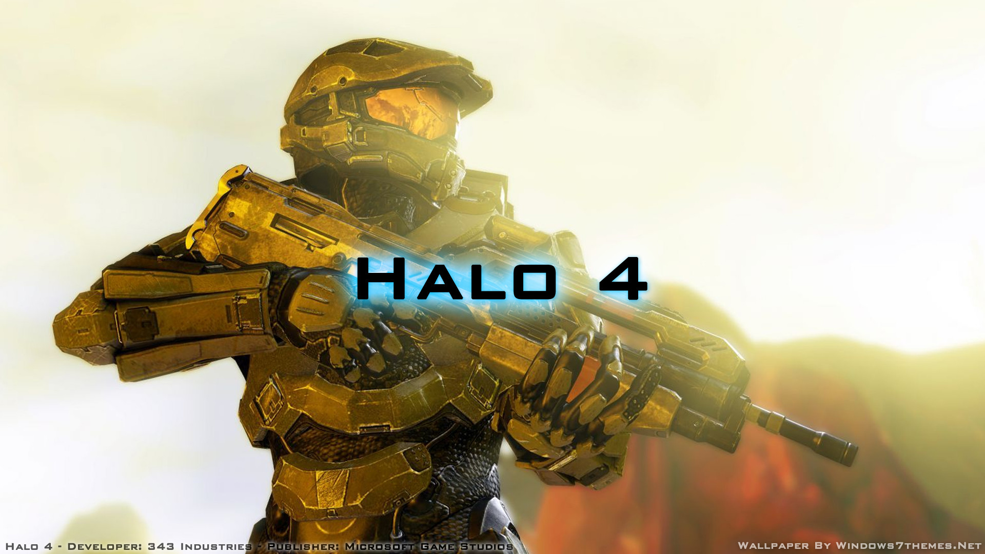 Download Halo 4 Wallpaper 1