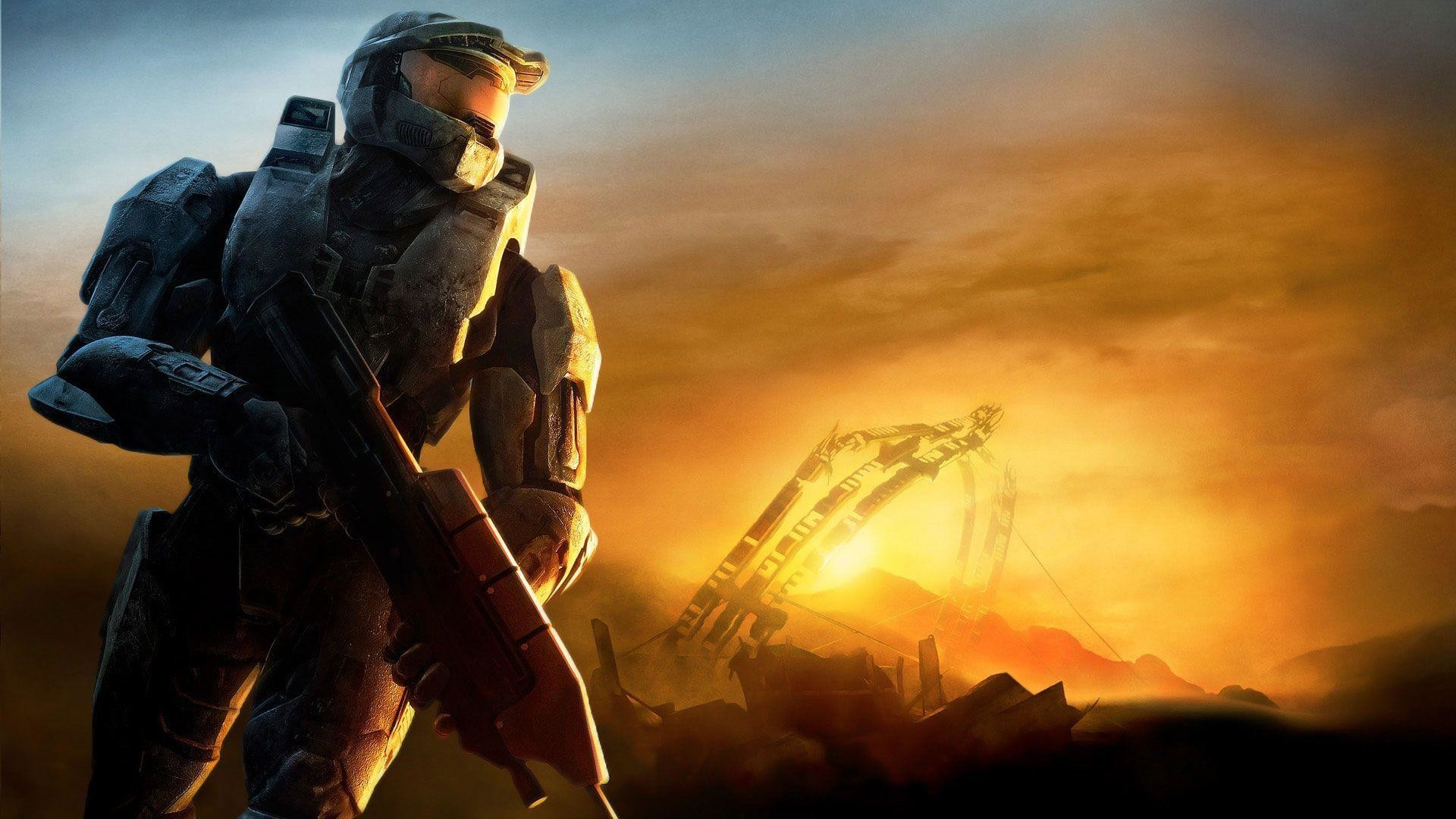 Cool Halo Backgrounds – Wallpaper Cave