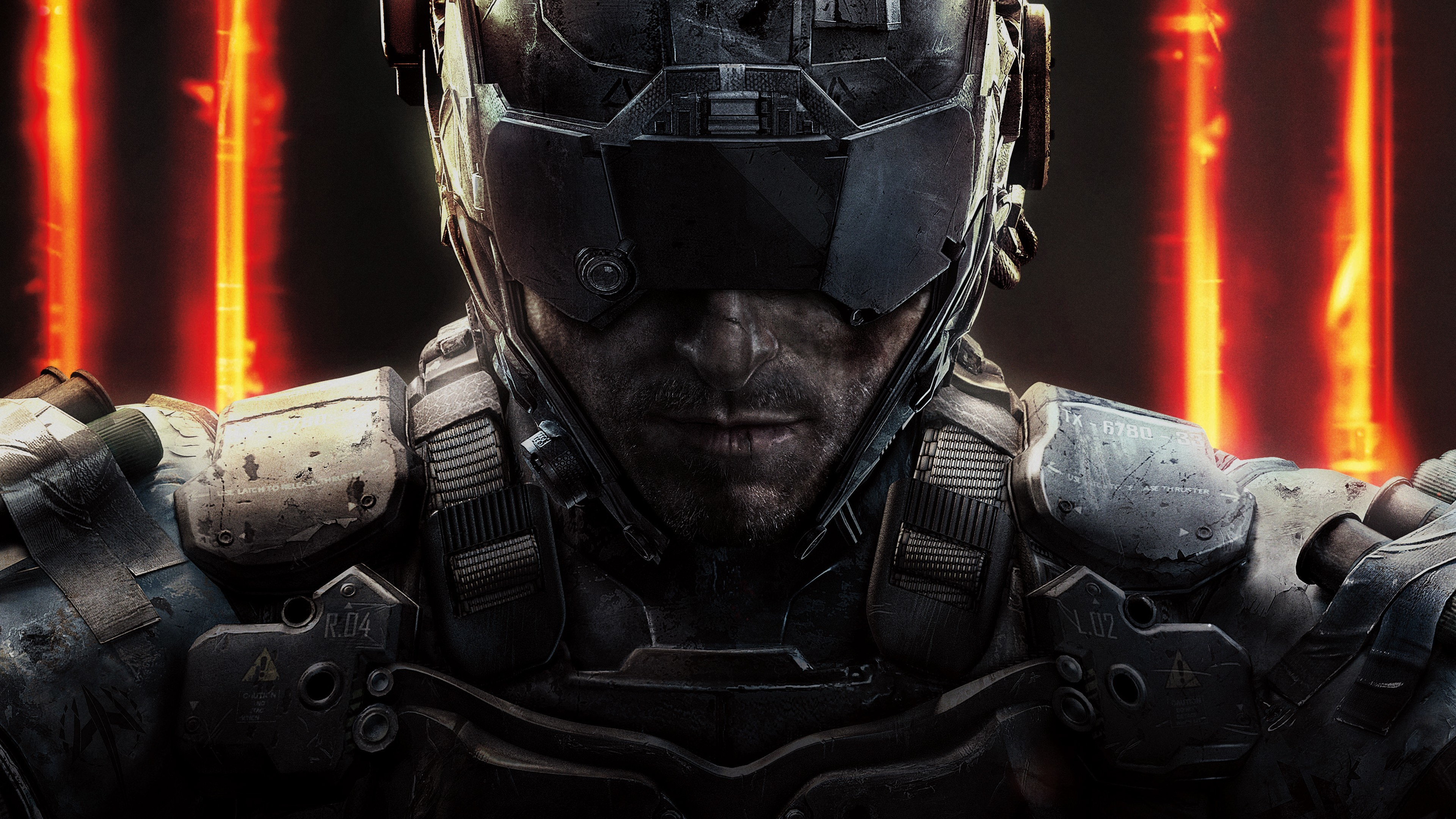 Call of Duty: Black Ops 3 game logo
