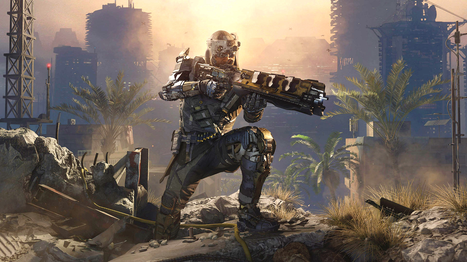 COD Black Ops 3 – Specialist: PROPHET