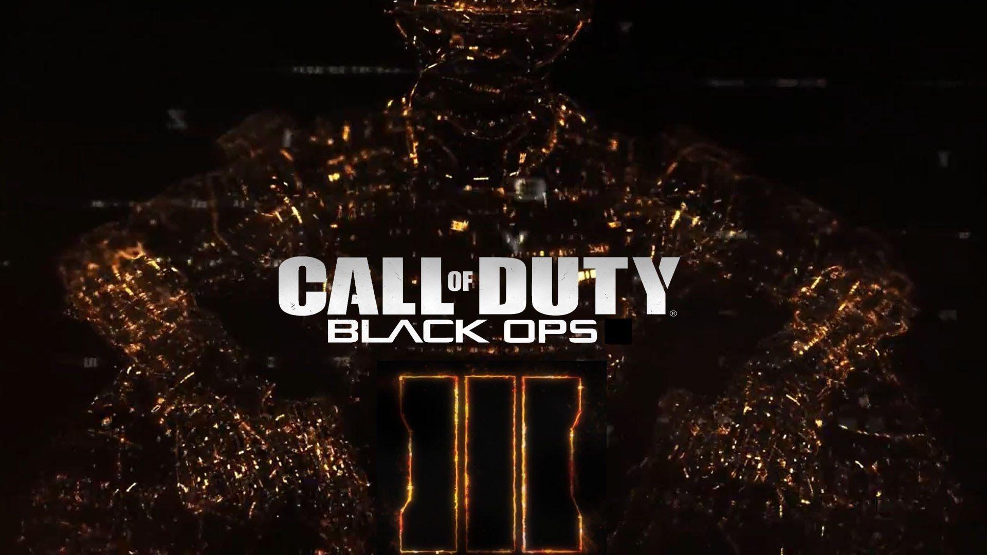Full HD Call of Duty Black Ops III Wallpaper