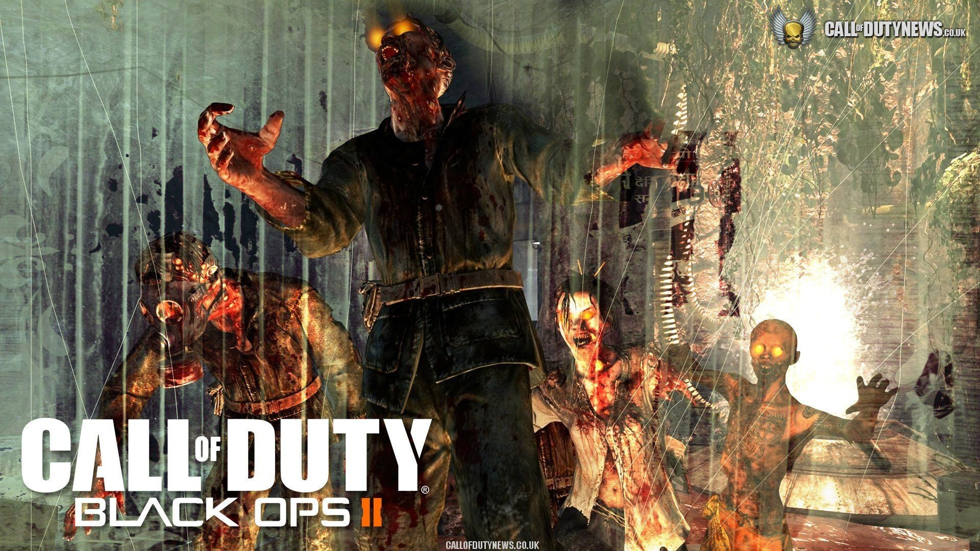 Call Of Duty Black Ops 2 Zombies Wallpaper » WallDevil – Best free .