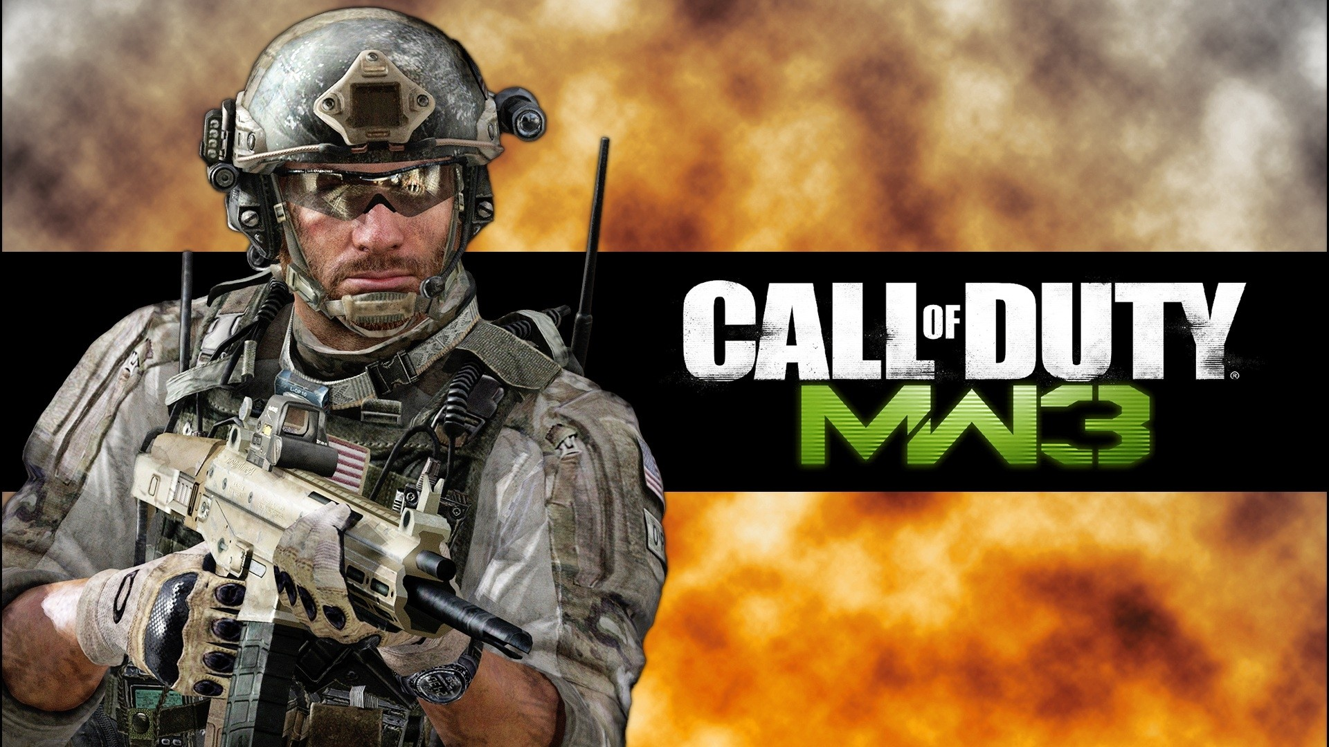 Call Of Duty: Modern Warfare 3 Wallpapers HD Wallpapers) – HD Wallpapers
