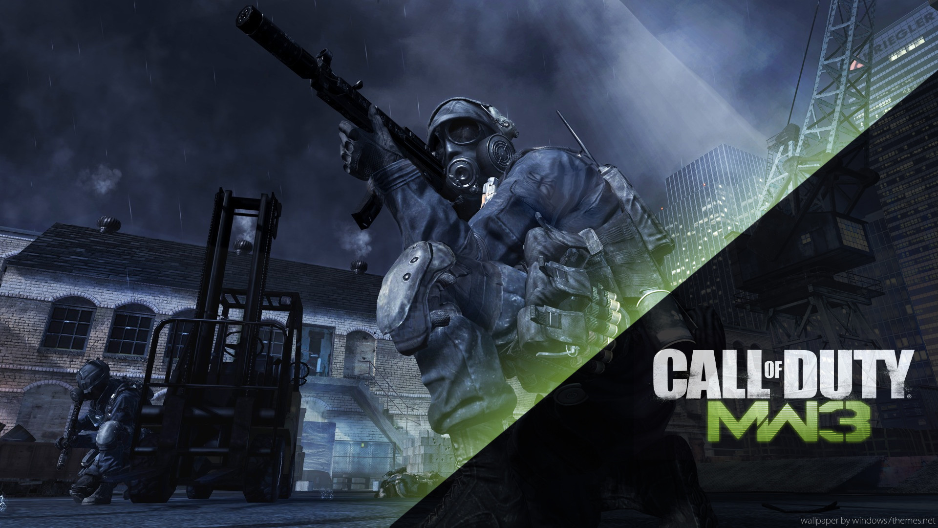 Call of Duty Modern Warfare 3 HD Wallpaper 2 Small