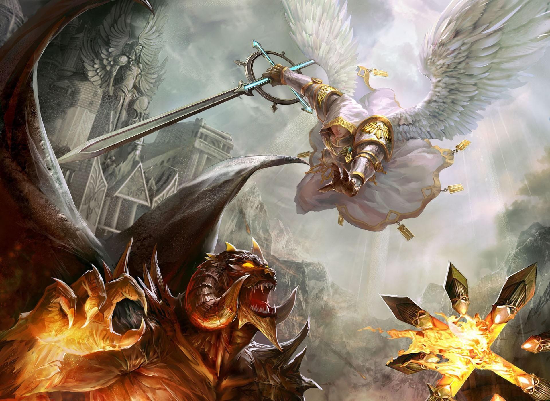 Dragonborn The Elder Scrolls V: Skyrim fire mage tails wallpaper