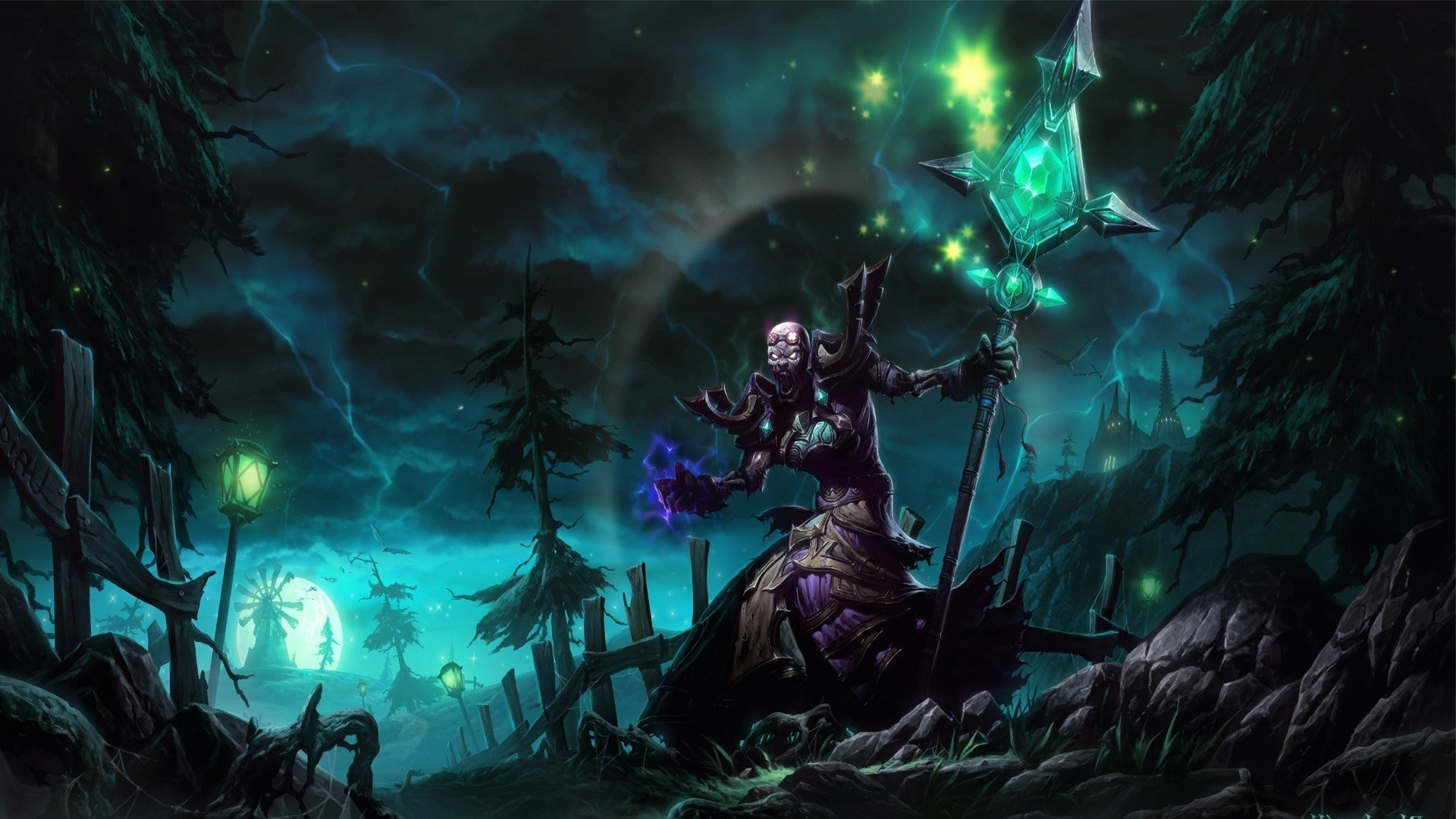 World Of Warcraft (WoW) Wallpapers (50 Wallpapers)