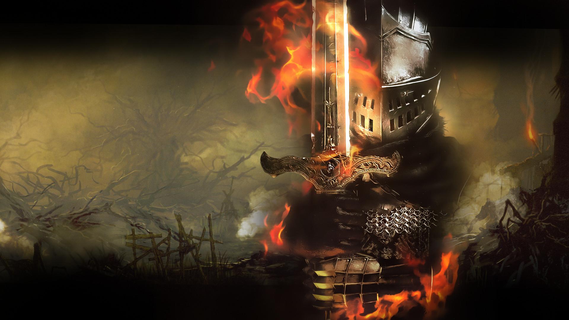 Fire Dark Souls Wallpaper | Dark Souls Wallpaper | Pinterest | Dark souls,  Hd wallpaper and Wallpaper