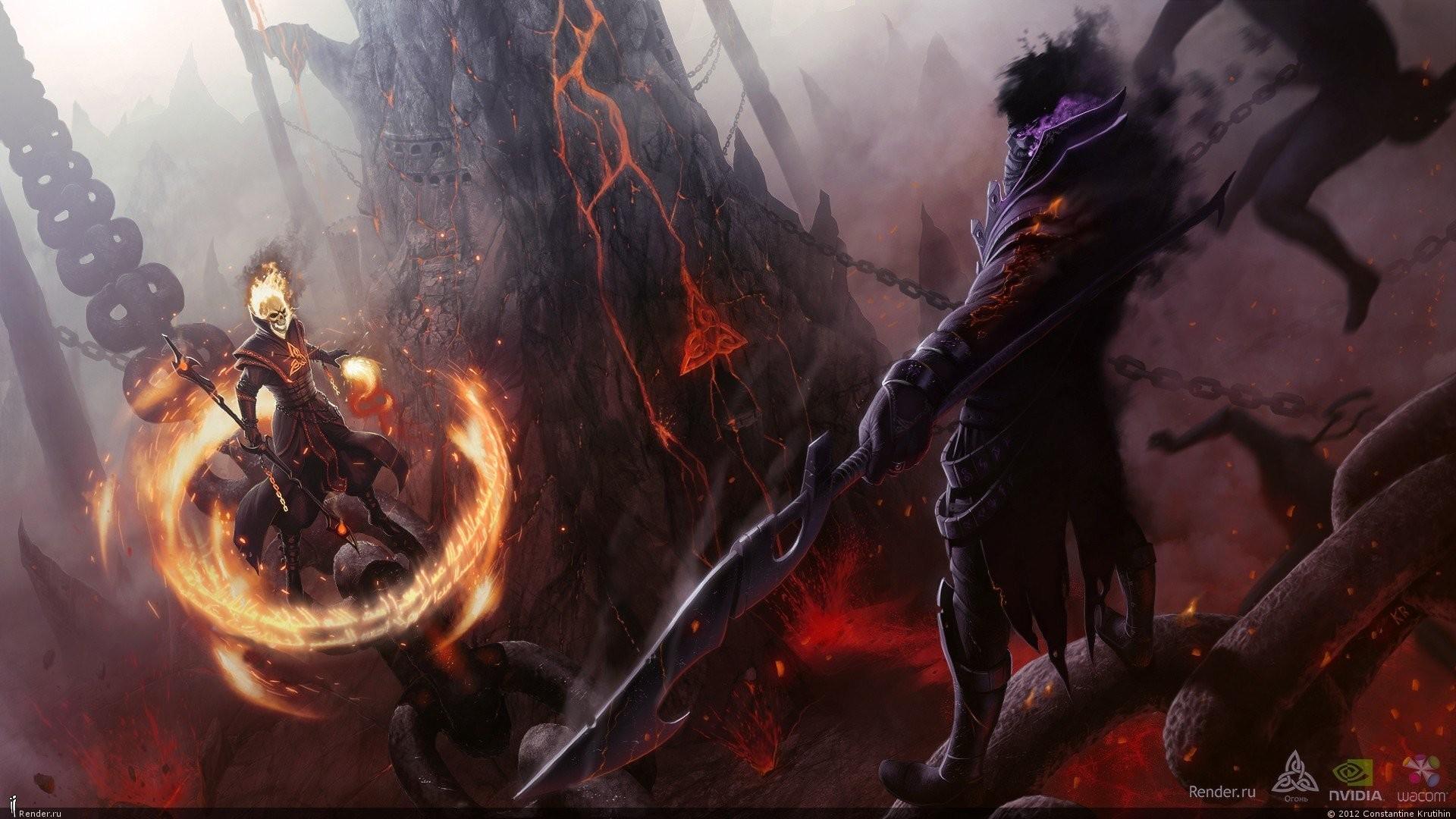 mage tower tower magicians wizard magician sorcerer wizard warlock sorcerer  chain circuit lava lava fire fire