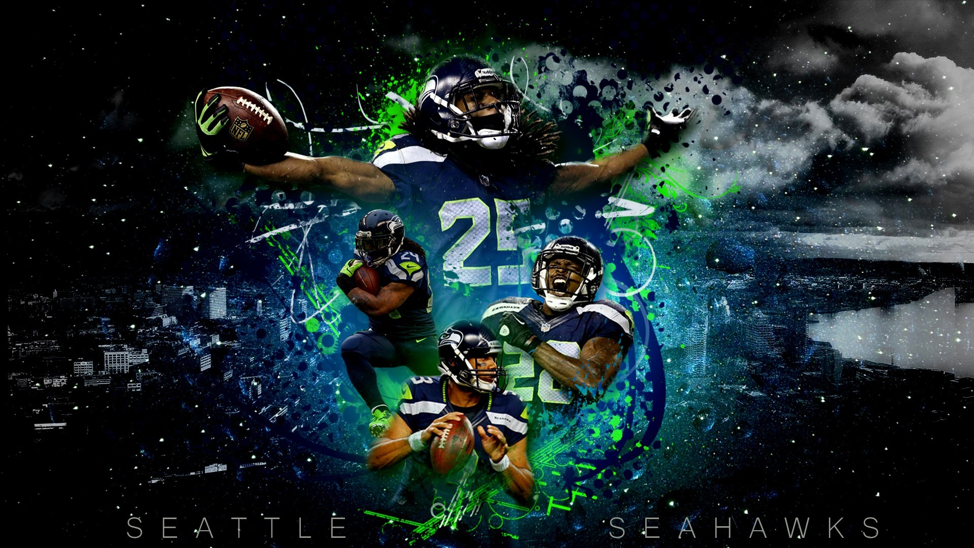 Seattle Seahawks, Sports, NFL Wallpapers HD / Desktop and Mobile Backgrounds