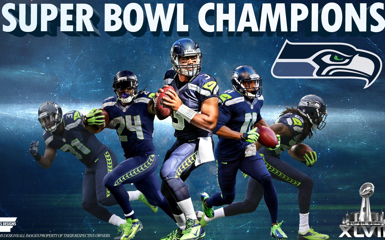Seattle Seahawks Wallpaper 2014