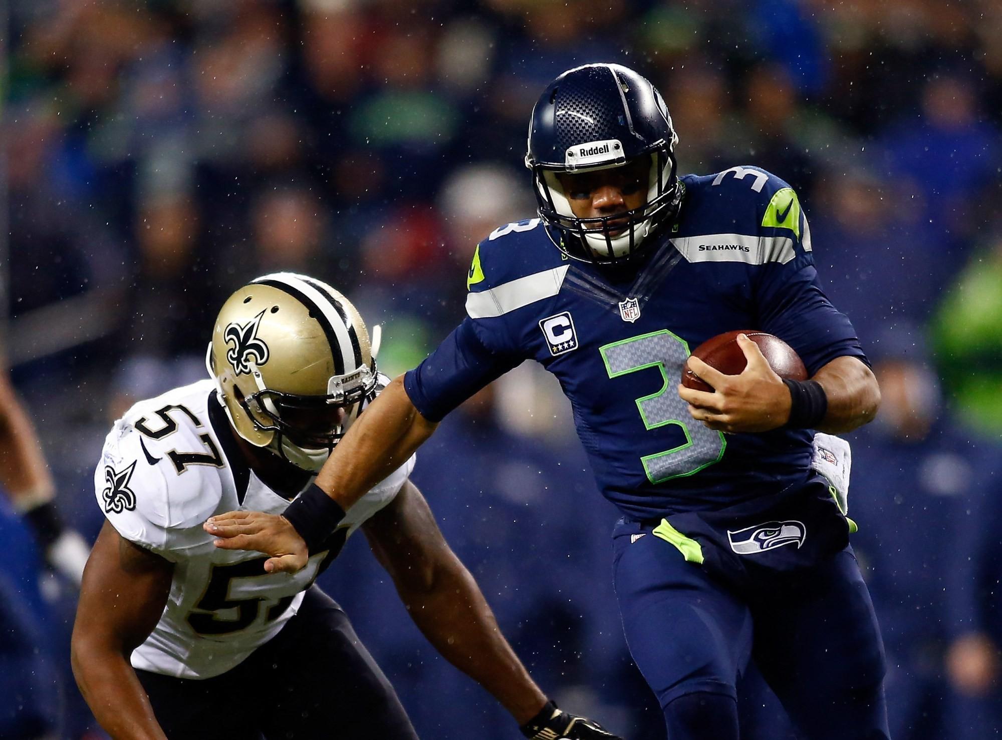 HD Wallpaper | Background ID:466786. Sports Seattle Seahawks