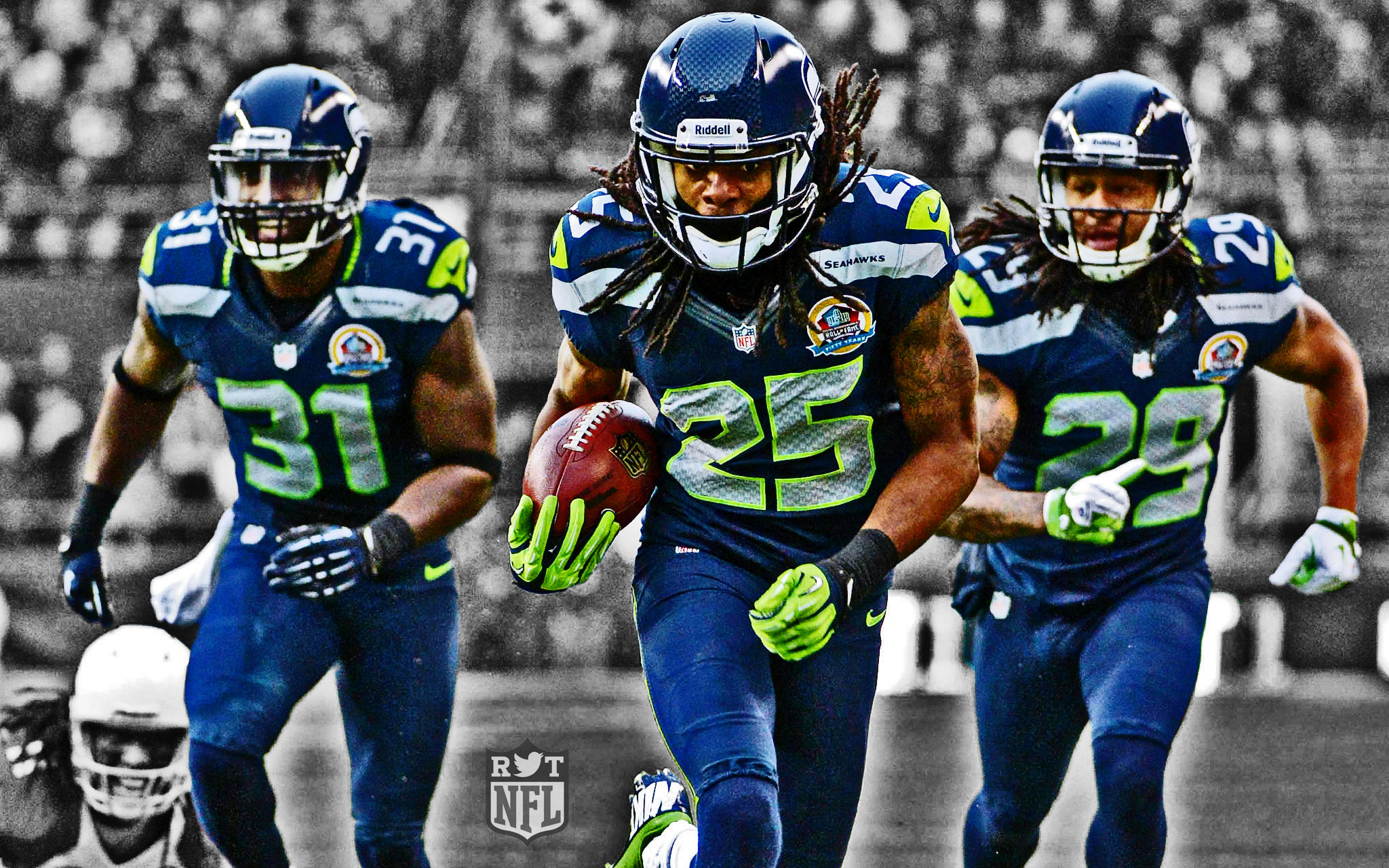 The Seattle Seahawks Leave No Doubt