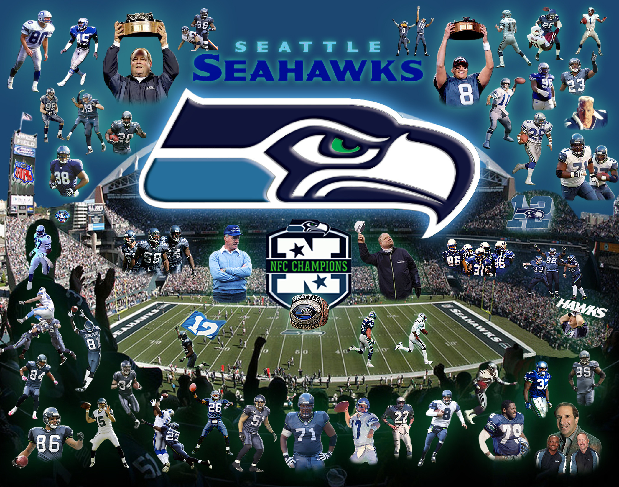 Seattle images SEAHAWKS! HD wallpaper and background photos