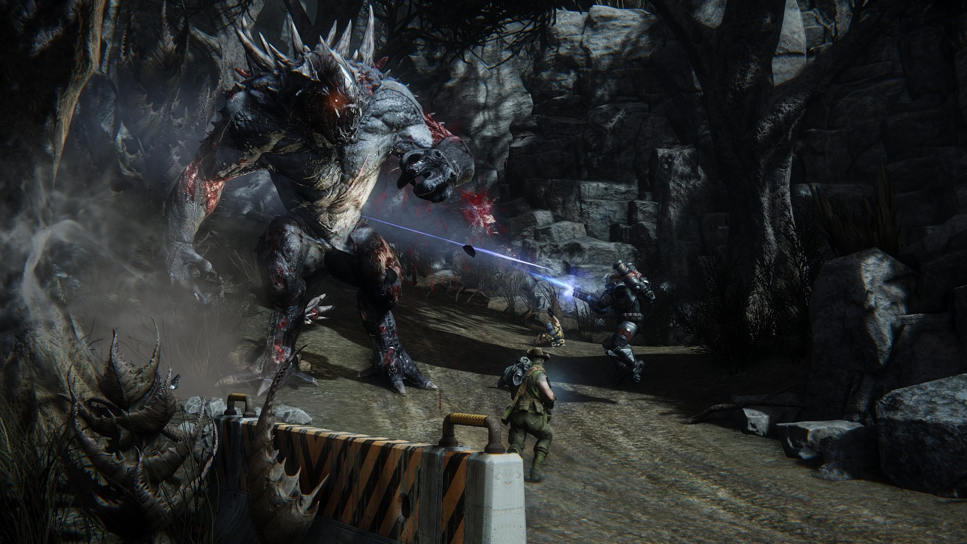 Gaming Insider Cyberland PC reported that Evolve is rumored to run at 1080p  60 fps using cards from the GTX 500 series, namely the 570 and the 580.
