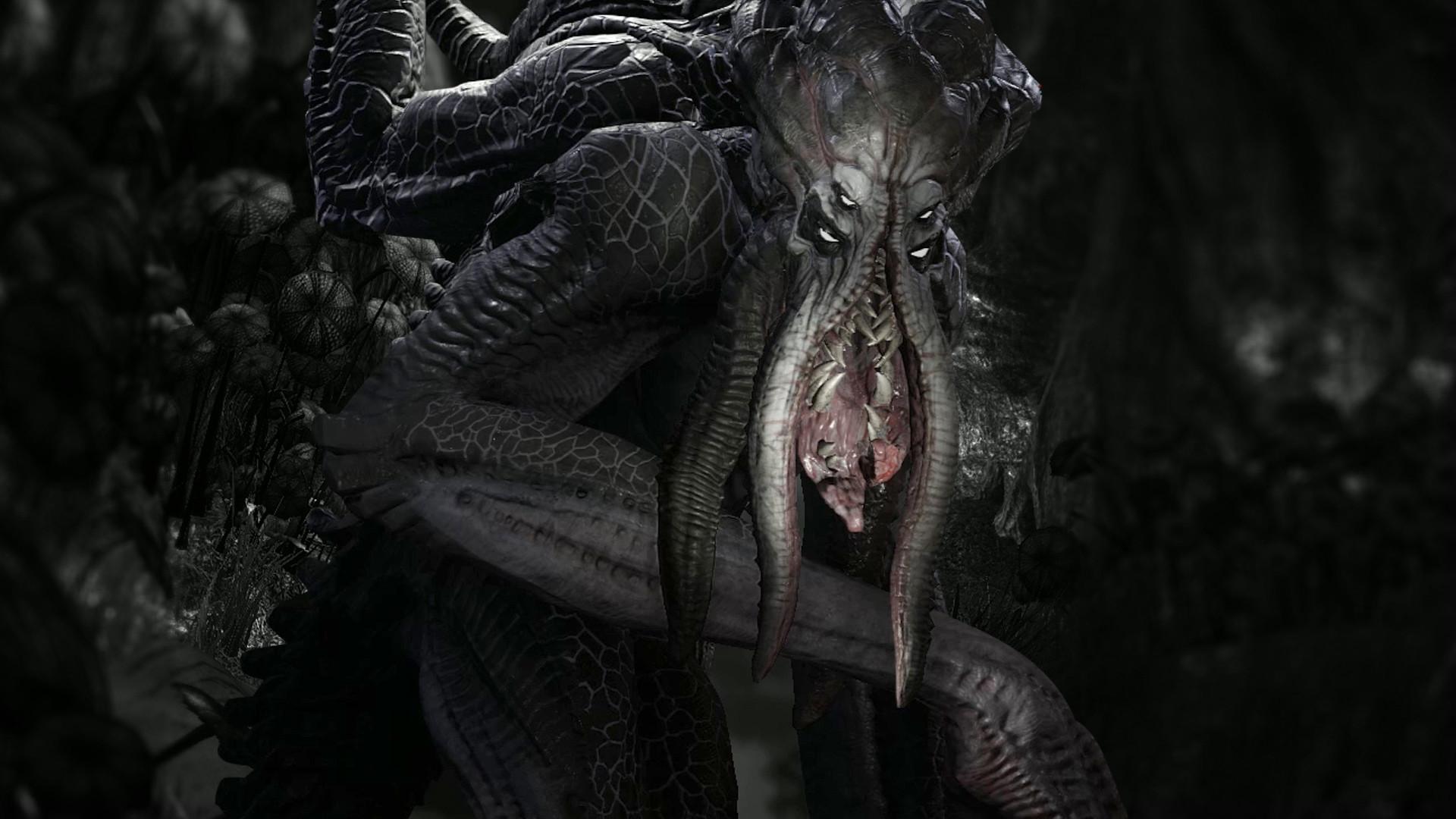 Evolve: The Mighty Kraken