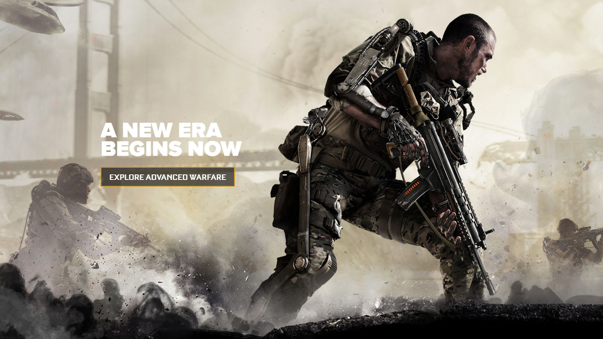 Advanced Warfare Wallpaper 1080p – WallpaperSafari