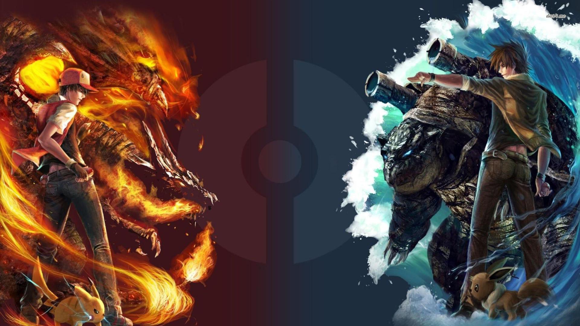 Pokemon HD Wallpapers 1080p – WallpaperSafari