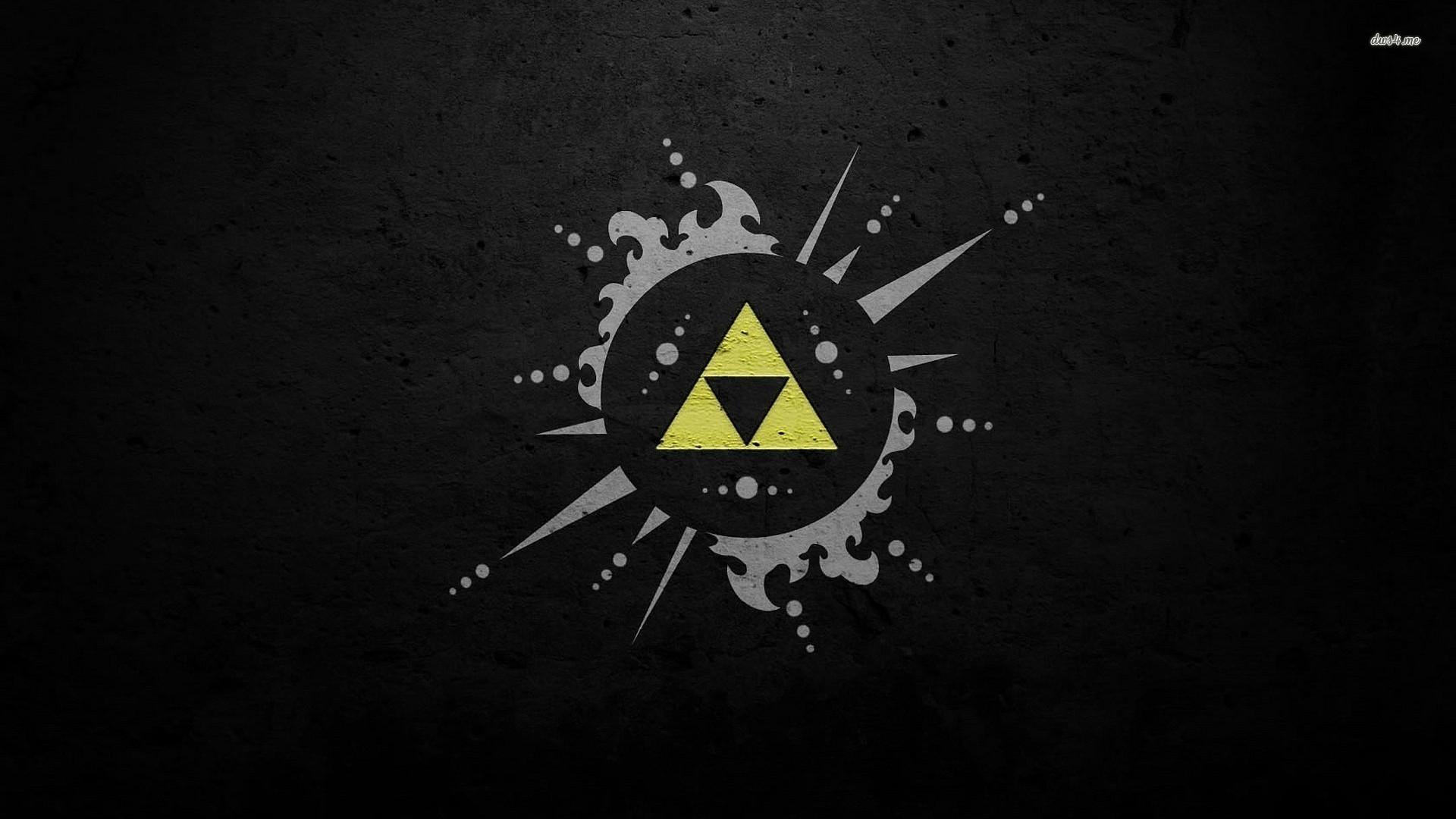 Triforce – The Legend of Zelda wallpaper – Game wallpapers – #8038