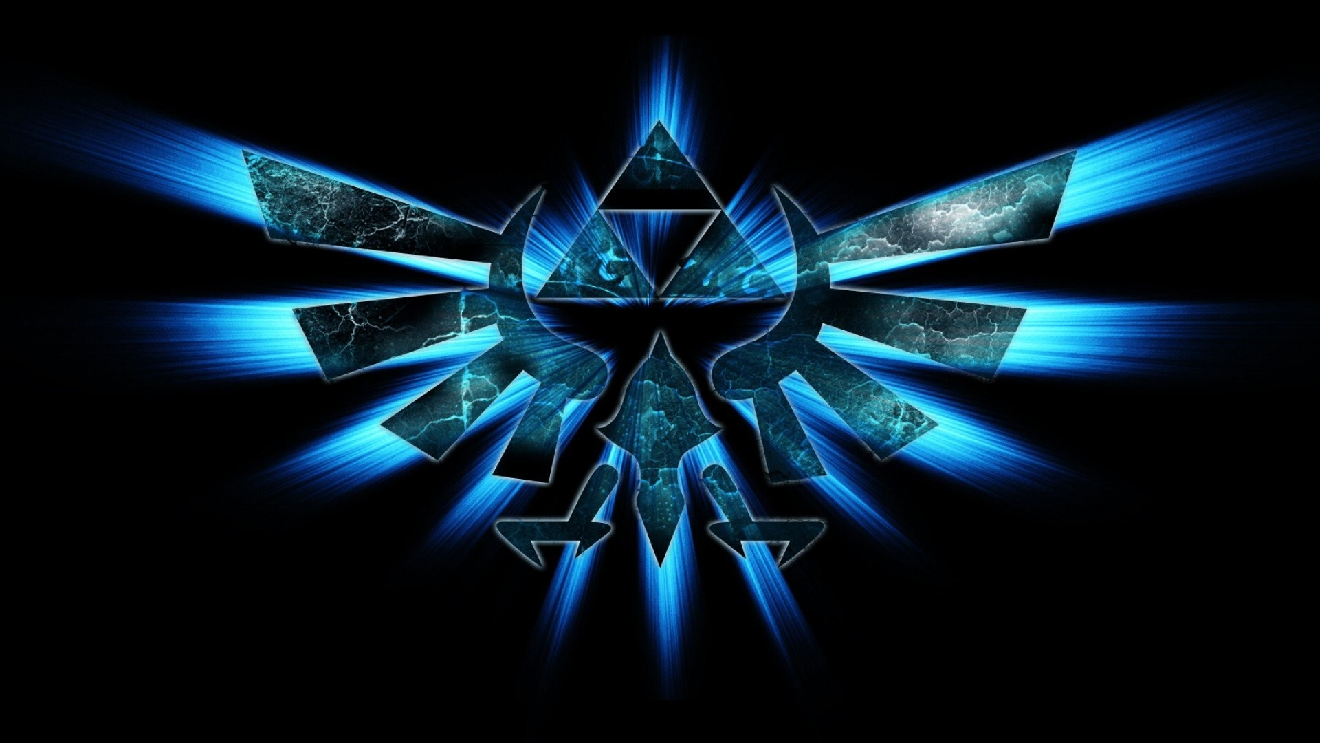 Legend Of Zelda Triforce 696329