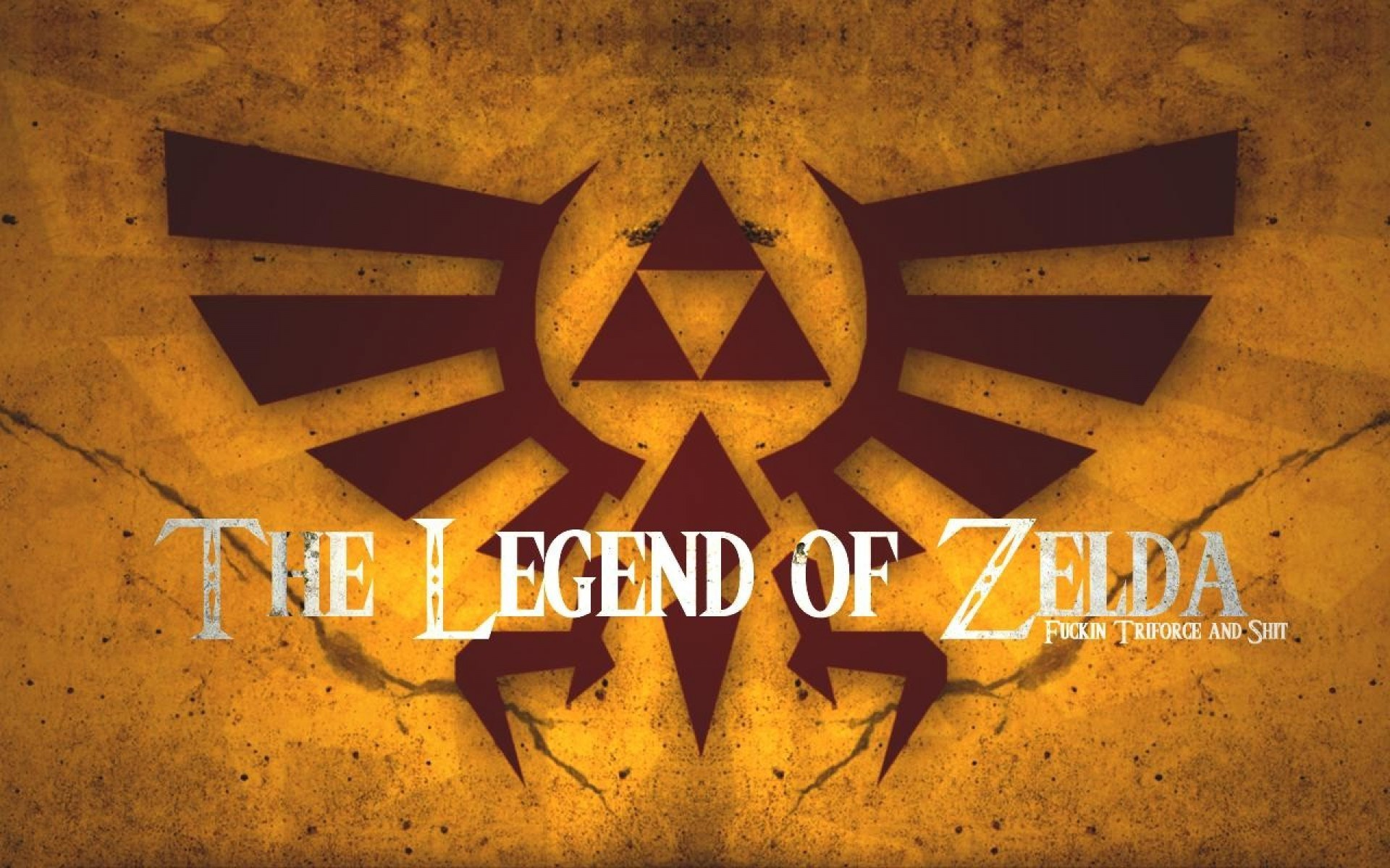 Legend Of Zelda Triforce Wallpaper Hd wallpaper