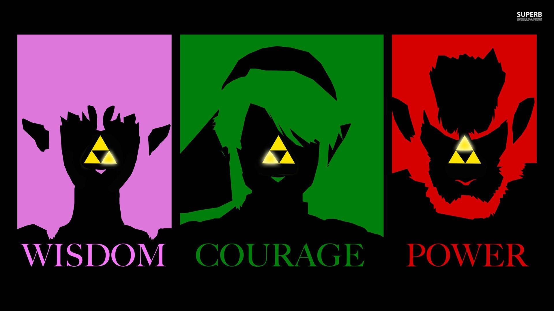 Triforce – The Legend of Zelda wallpaper – Game wallpapers – #23489